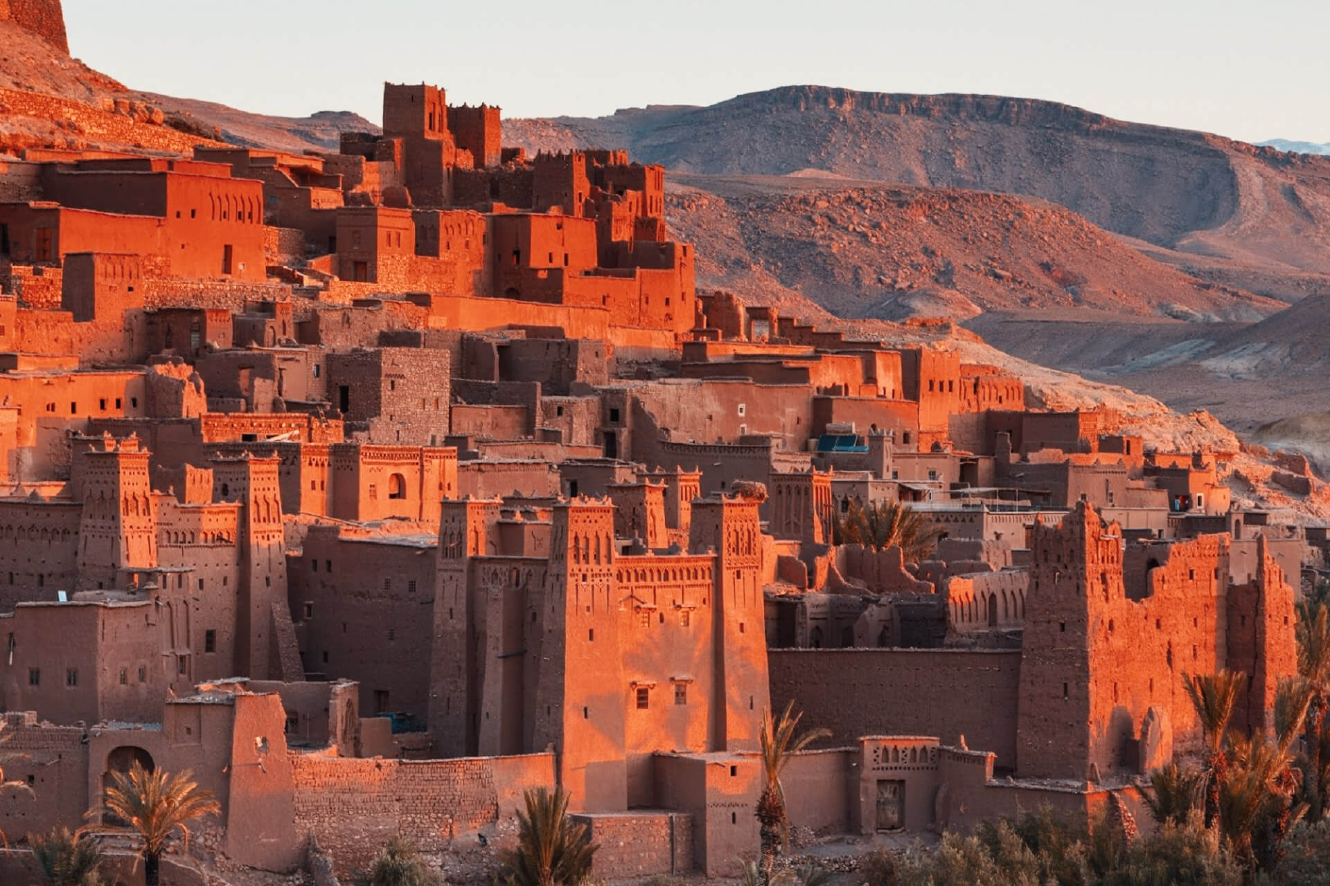 AIT BEN HADDOU - The City Of Of Mud And Straw