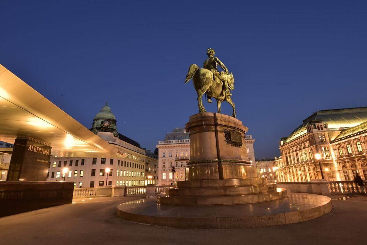 Albertina-Vienna-Austria