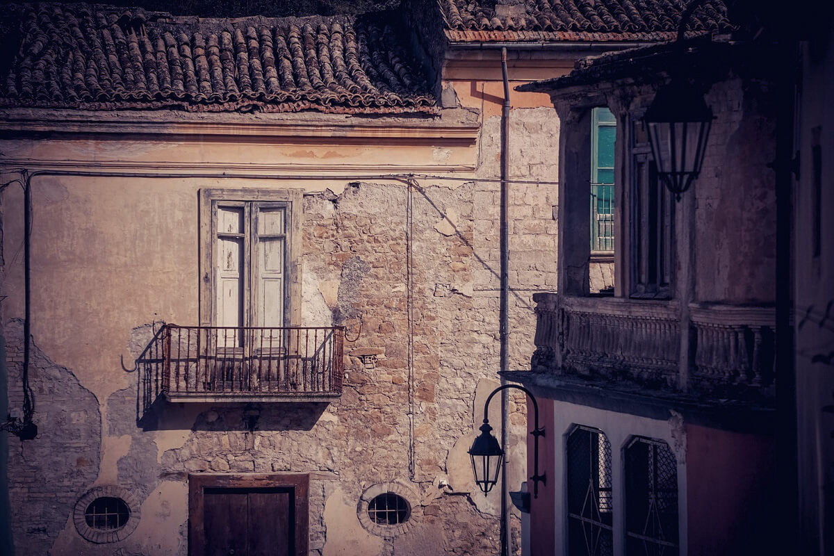 Apice, Italy - GHOST CITY - Everyone Left And Didn't Return