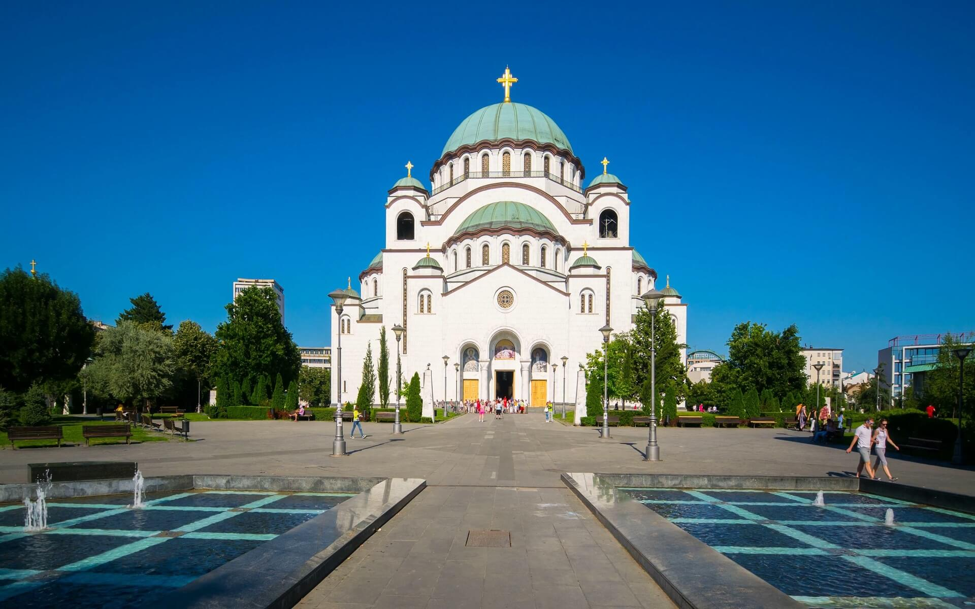 BELGRADE - One of the most culturally vibrant cities in Europe