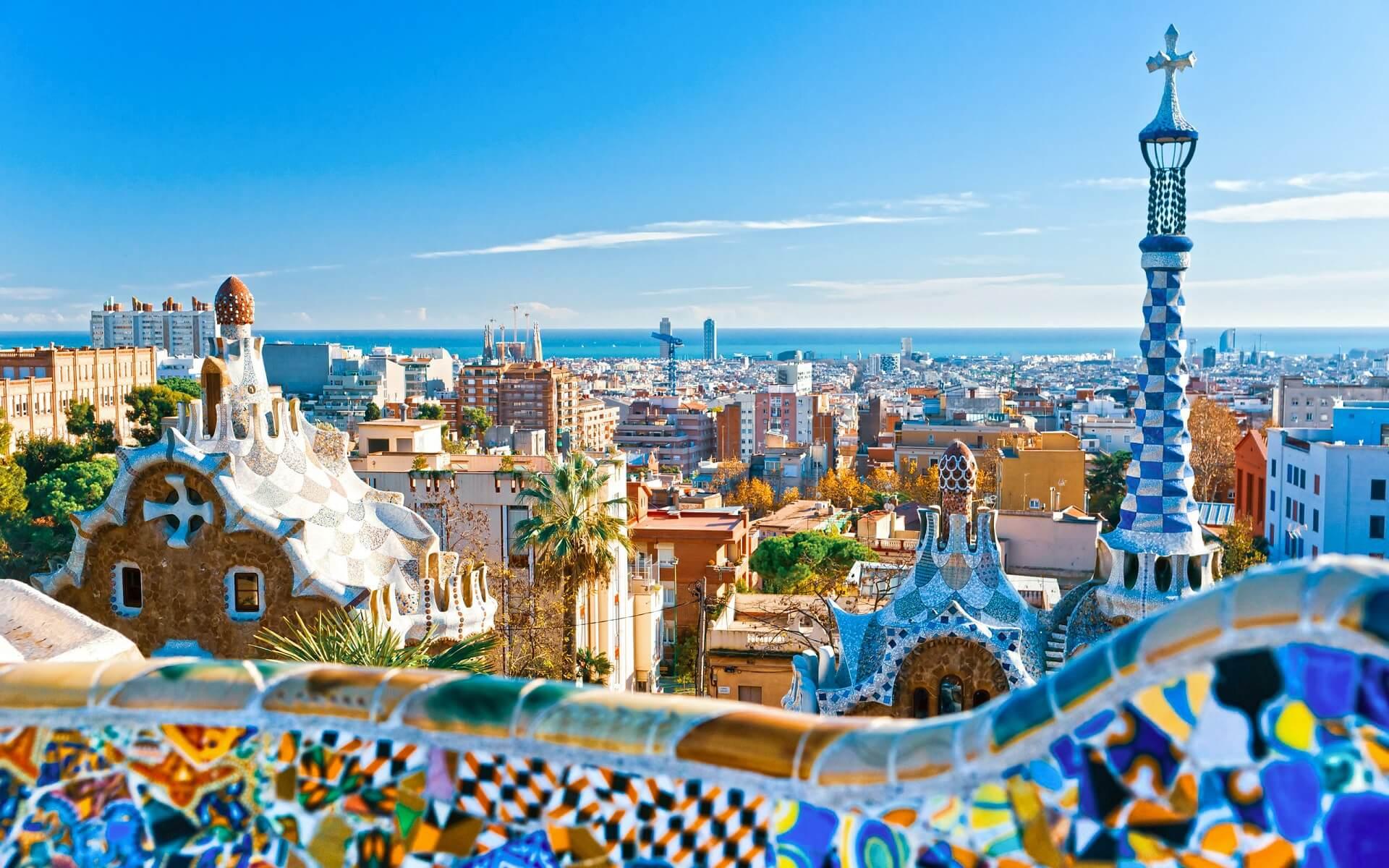 Barcelona - Cities Where Art Lives