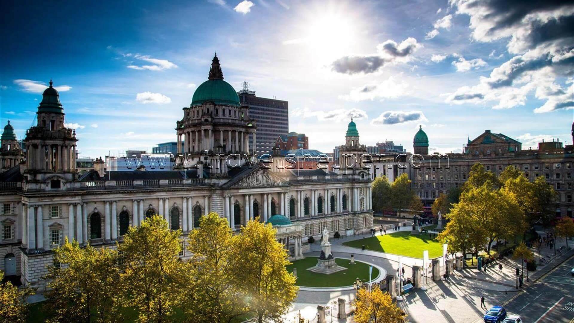 Belfast, Northern Ireland - 10 WONDERFUL CITIES IN EUROPE THAT TOURISTS OVERLOOK