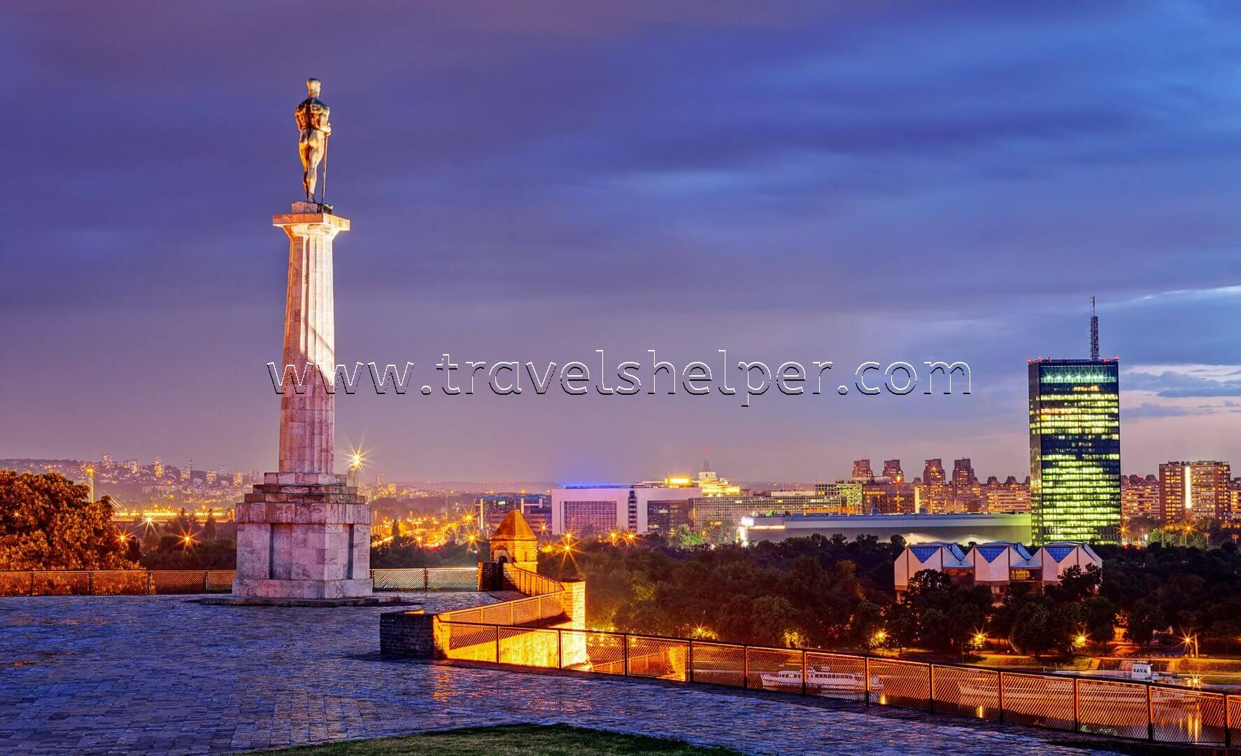 Belgrade, Serbia - 10 WONDERFUL CITIES IN EUROPE THAT TOURISTS OVERLOOK