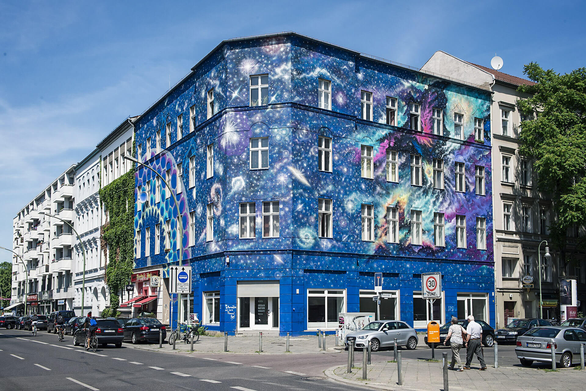 Berlin - Cities in which you will be able to enjoy street art
