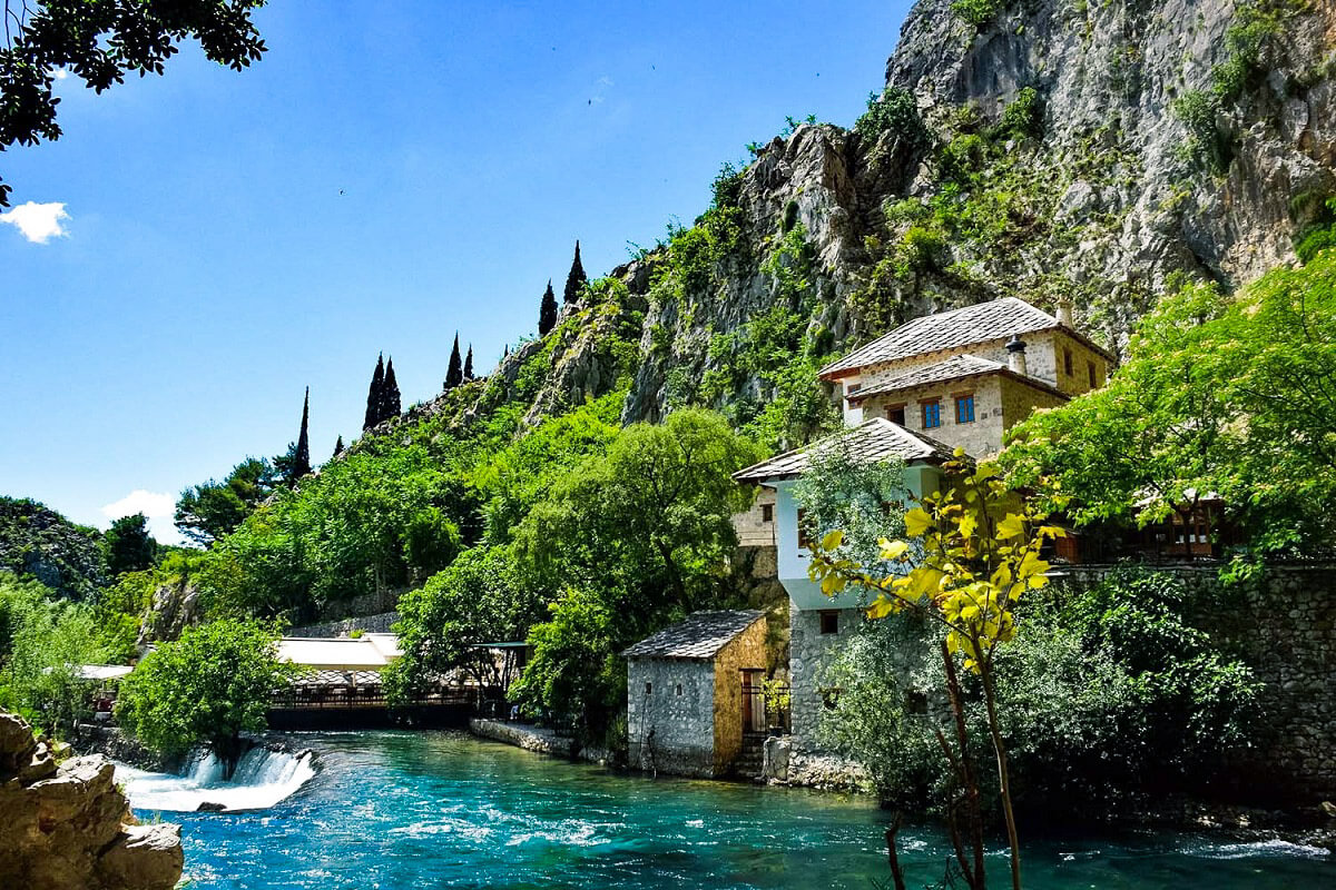 Blagaj - Enchanting Destinations That Tourists Constantly Overlook