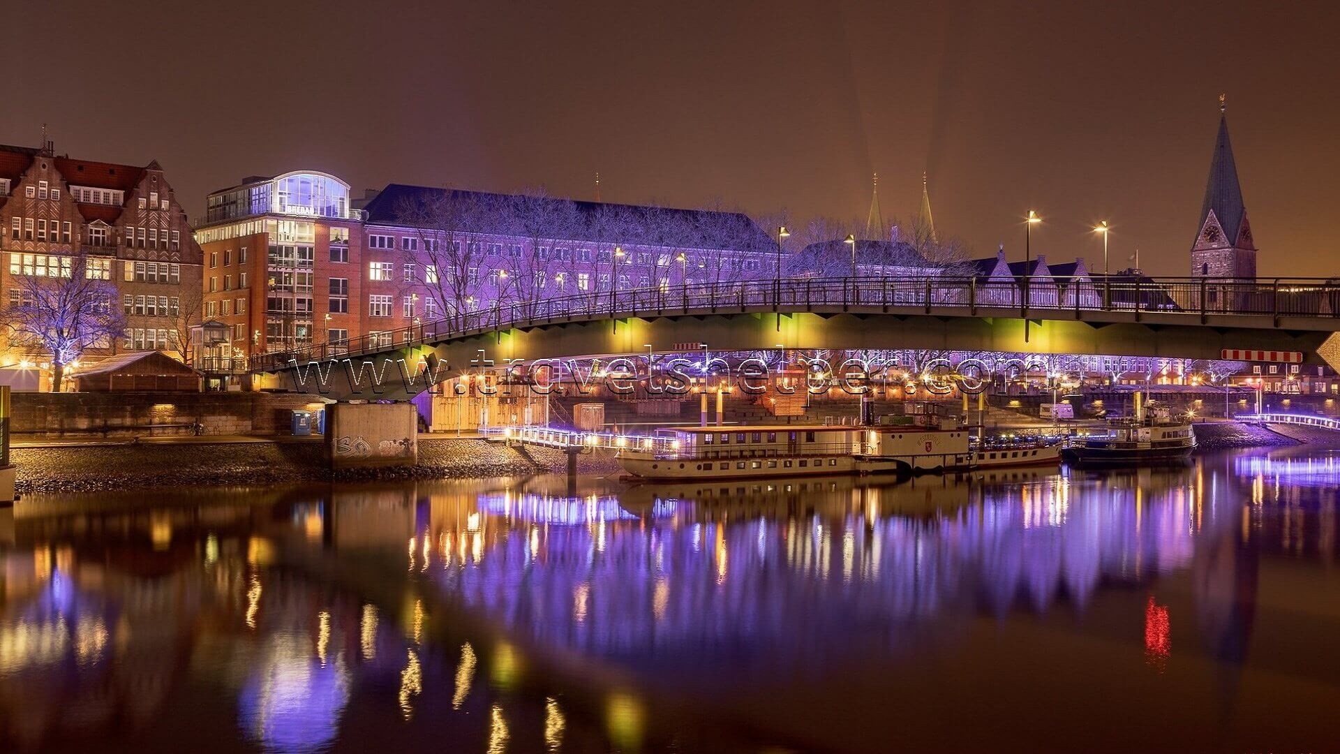Bremen, Germany - 10 WONDERFUL CITIES IN EUROPE THAT TOURISTS OVERLOOK