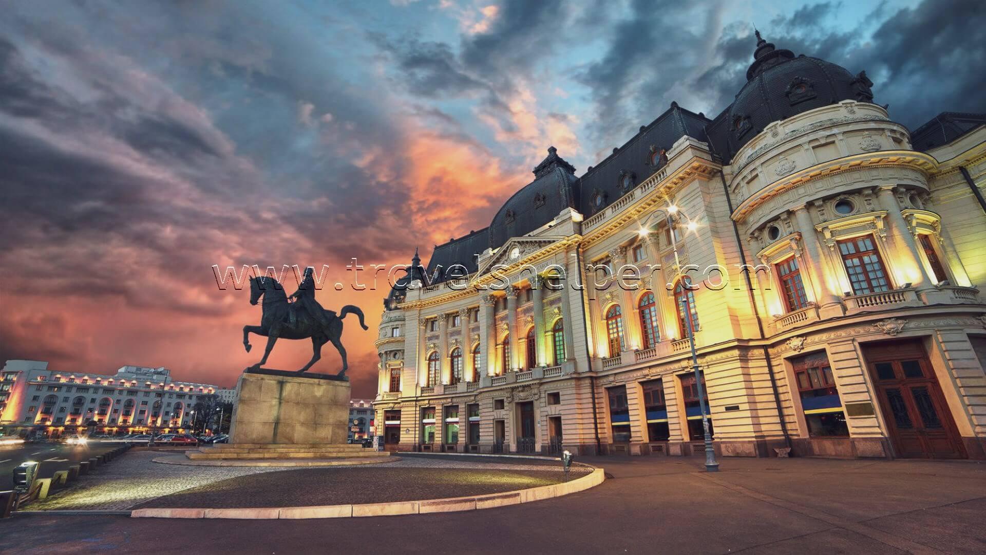 Bucharest, Romania - 10 WONDERFUL CITIES IN EUROPE THAT TOURISTS OVERLOOK