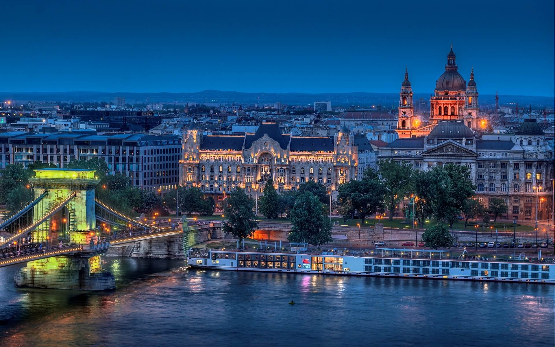 Budapest, instead of Vienna - Less Expensive Destinations In Europe