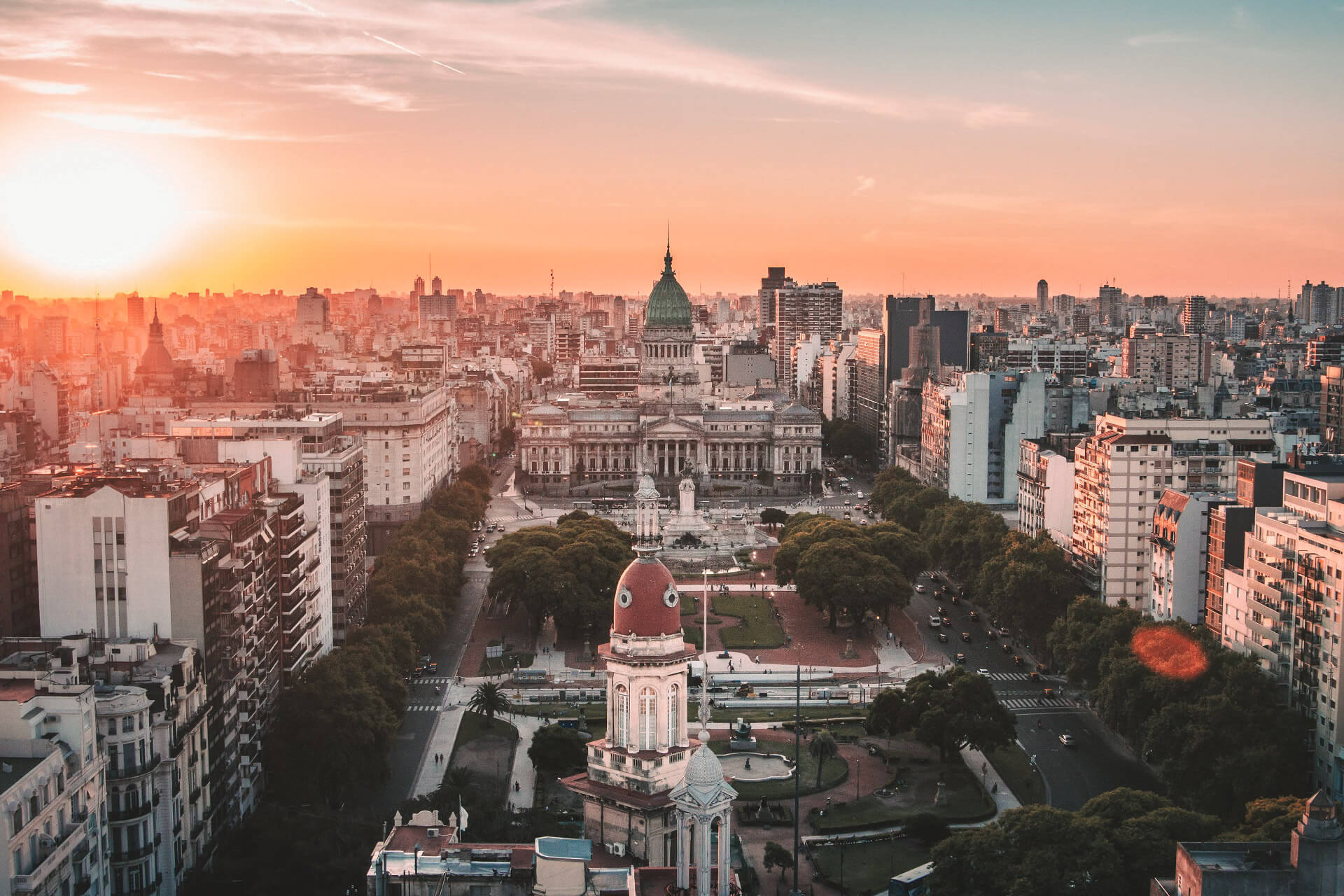 Buenos Aires - Destinations Where Summer Never Ends