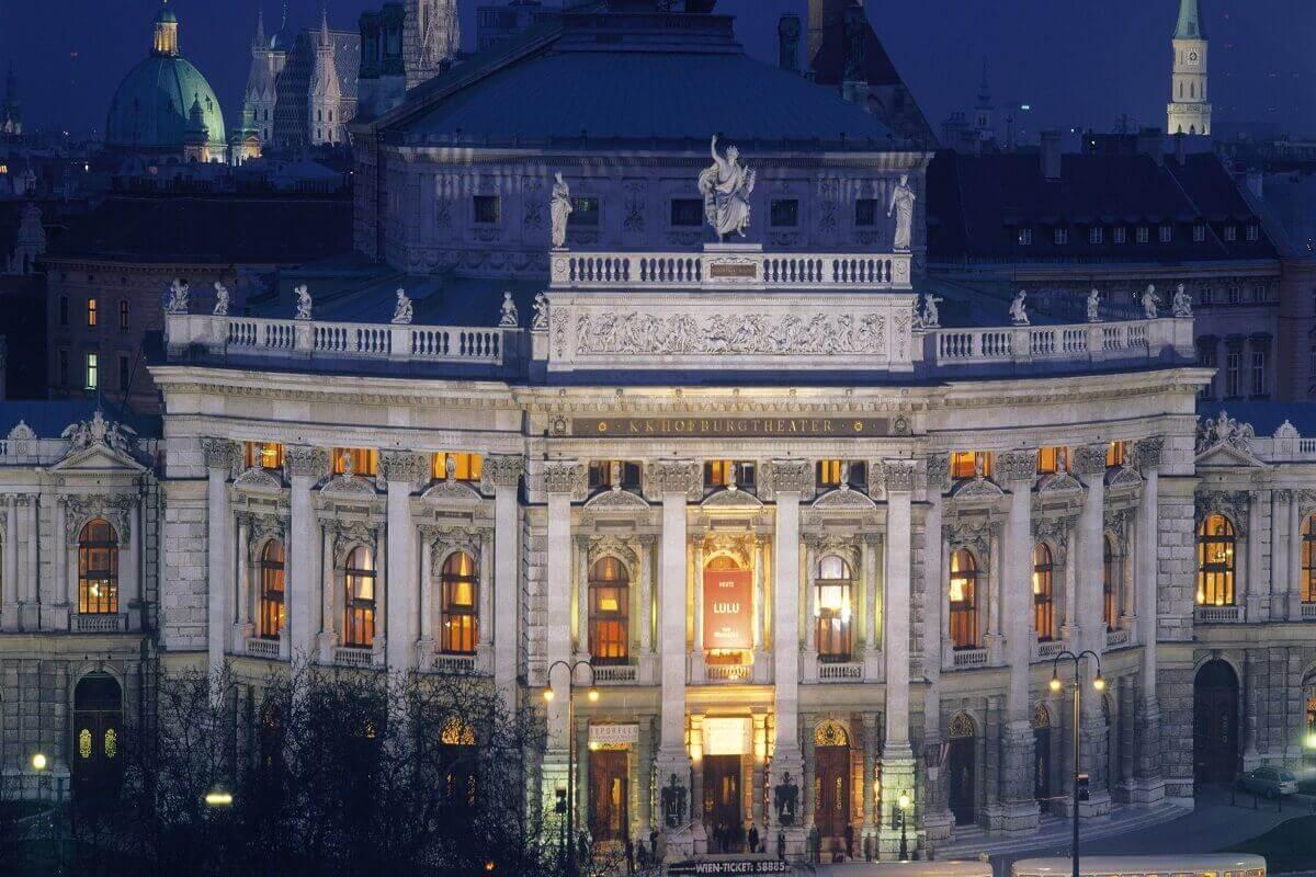 Burgtheater-Vienna-Austria