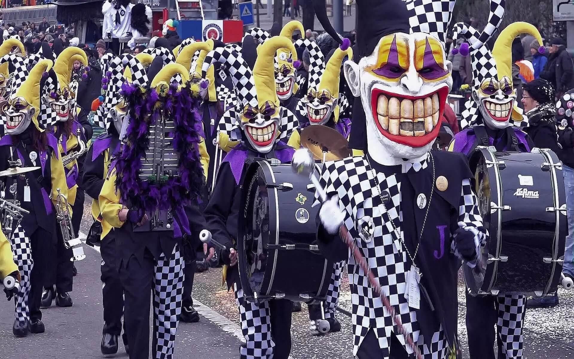 Carnival-in-Basel