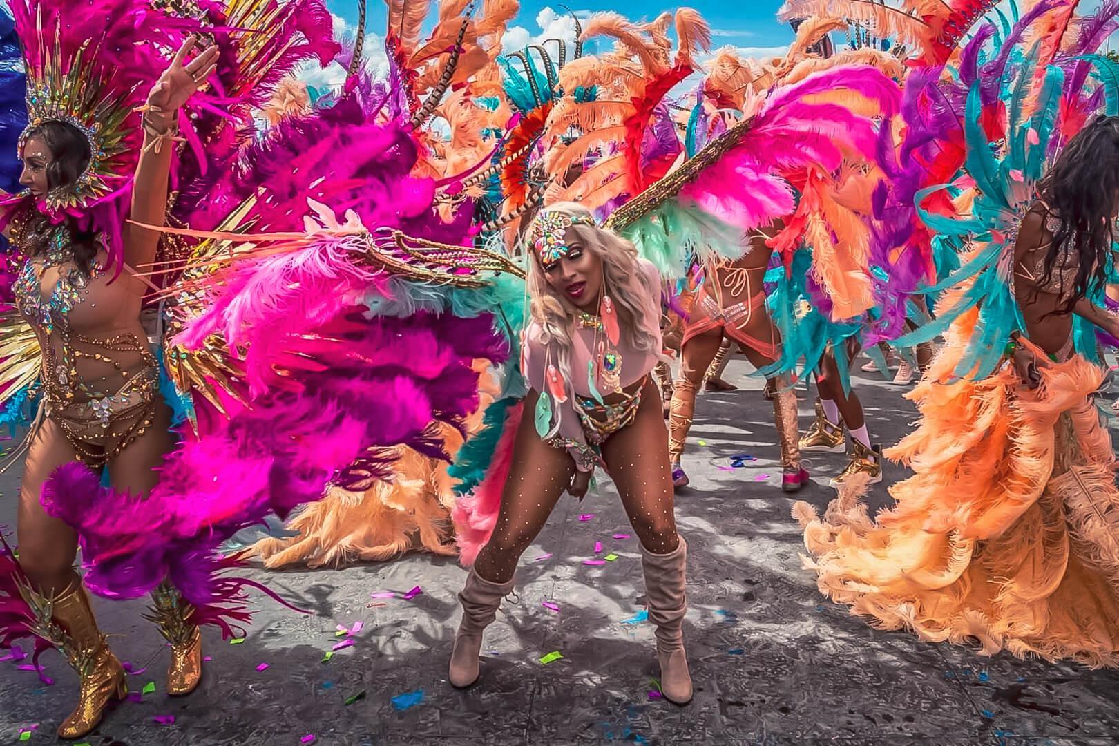 Carnival in Port of Spain