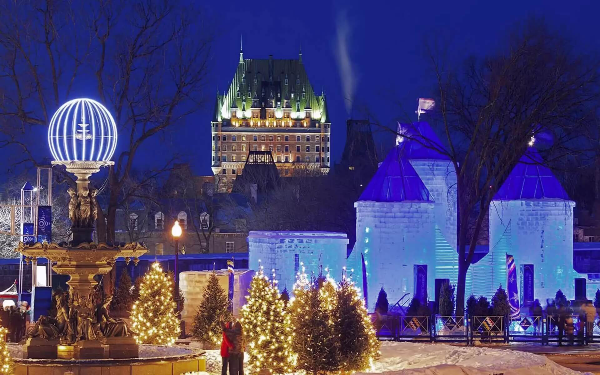 Carnival-in-Quebec-Canada