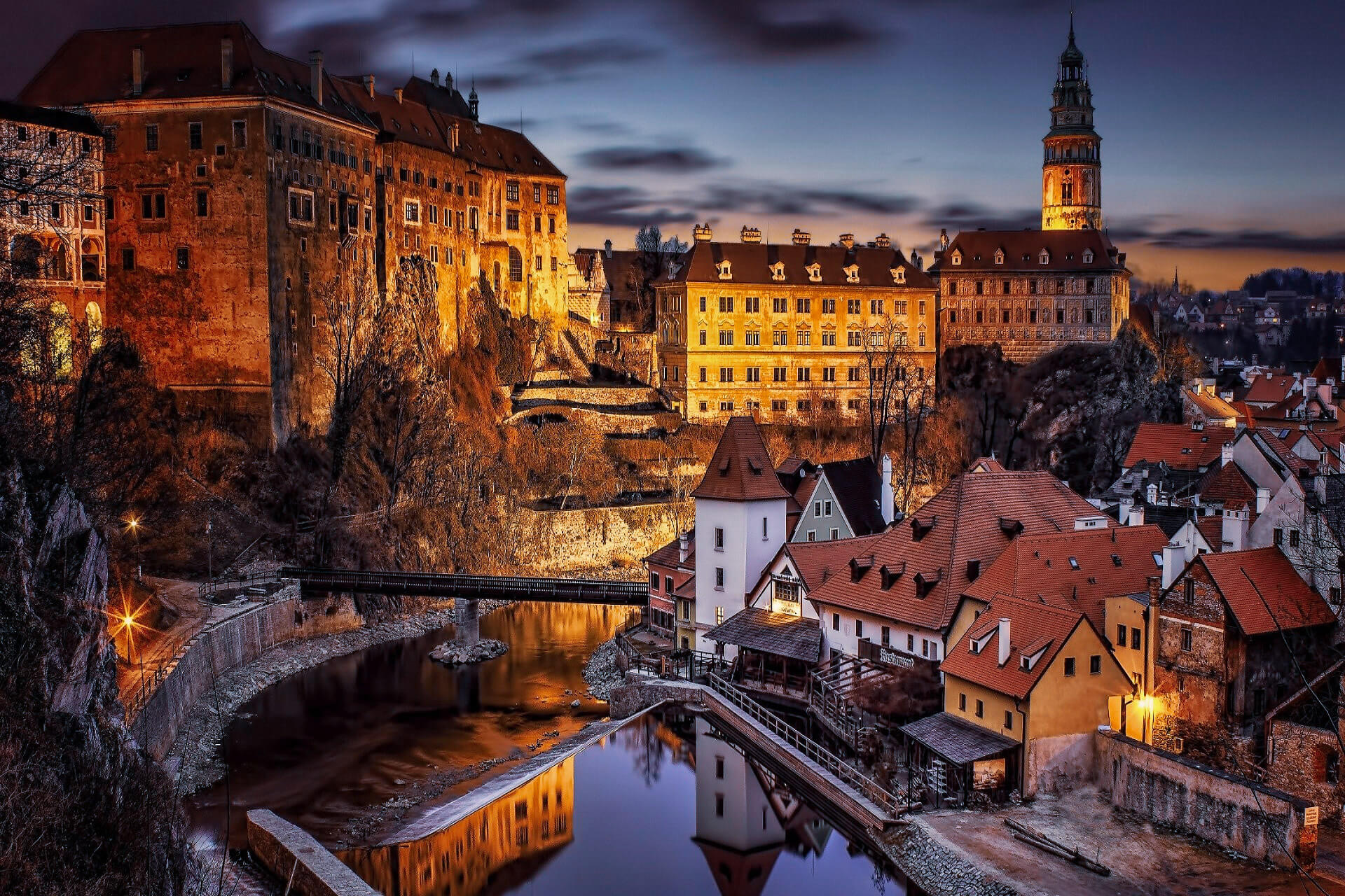 Cesky Krumlov, Czech Republic - Magic Places In Europe That Tourists Have Not Yet Discovered