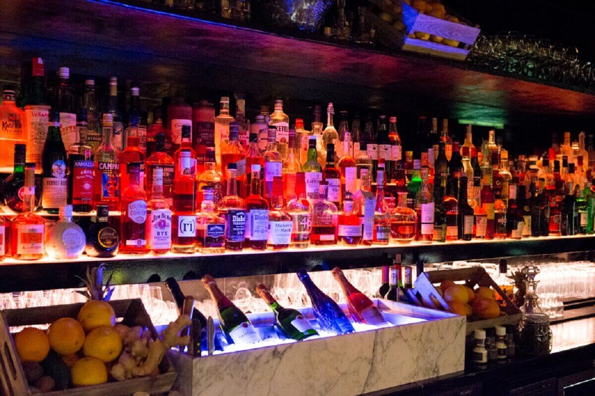 Cocktails-Amsterdam