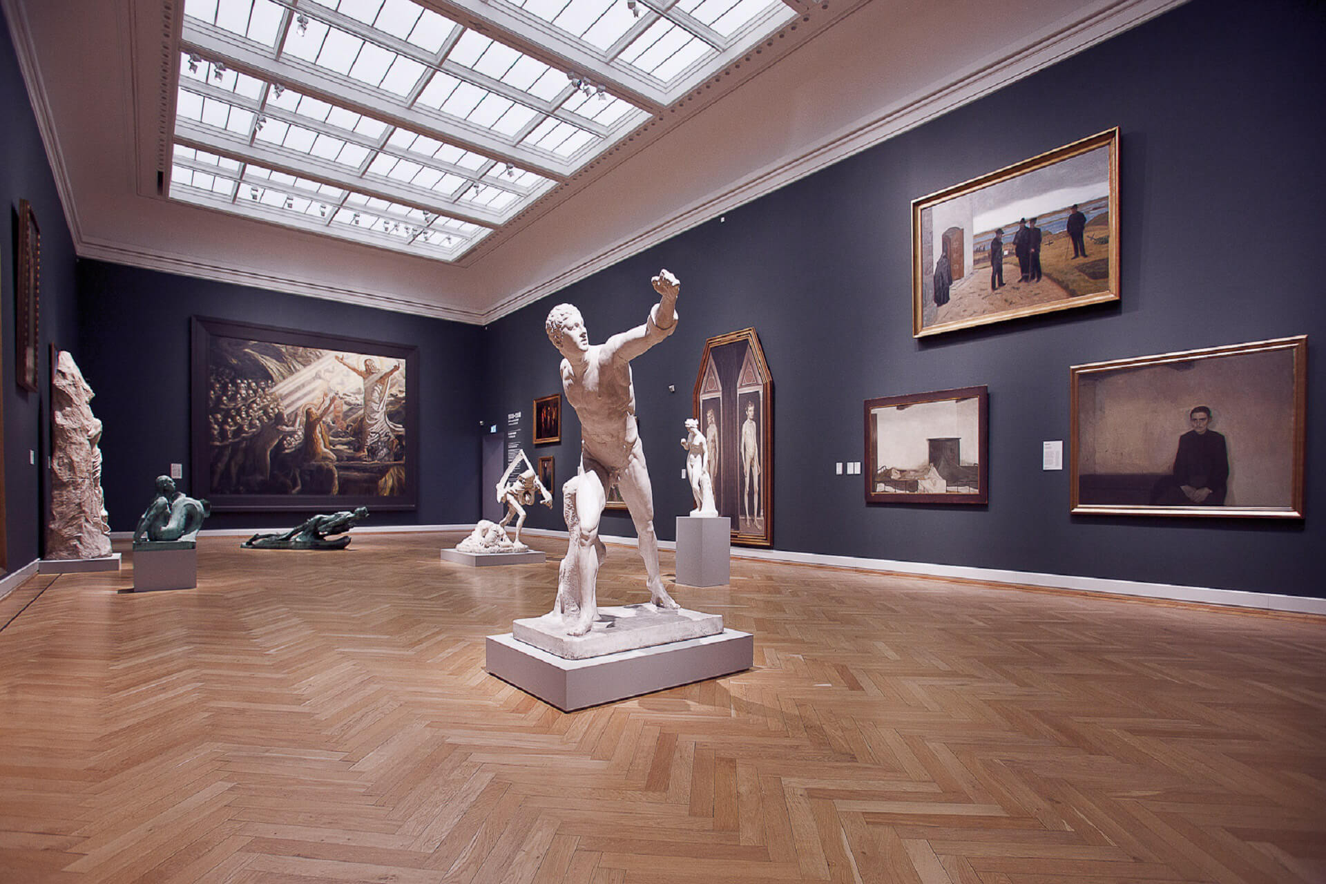 Danish National Museum - Inexpensive Pleasure In Expensive Copenhagen