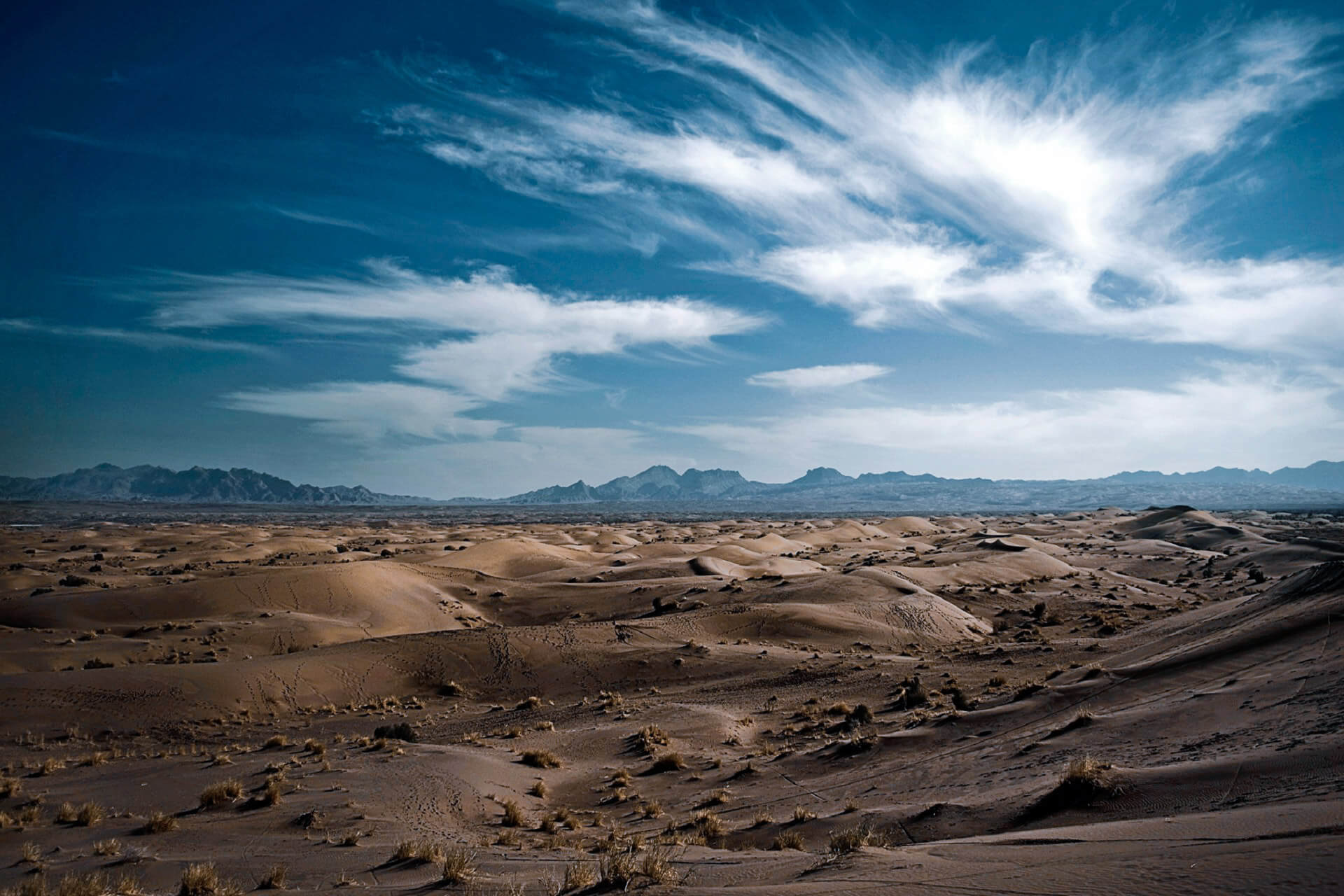 Dasht-e Cavir - The Magic Of The Most Beautiful Deserts In The World