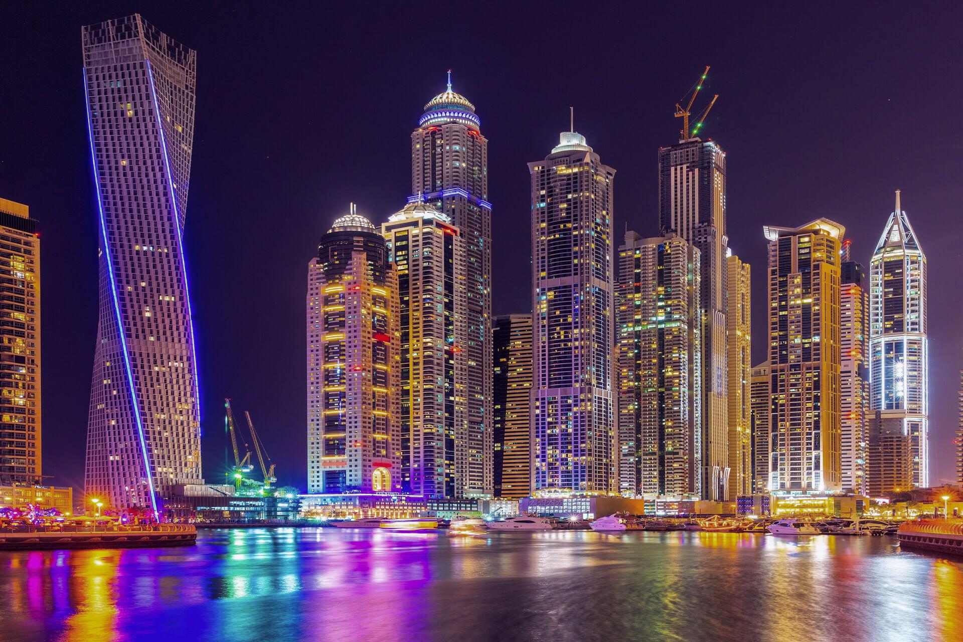 Dubai - Destinations Where Summer Never Ends