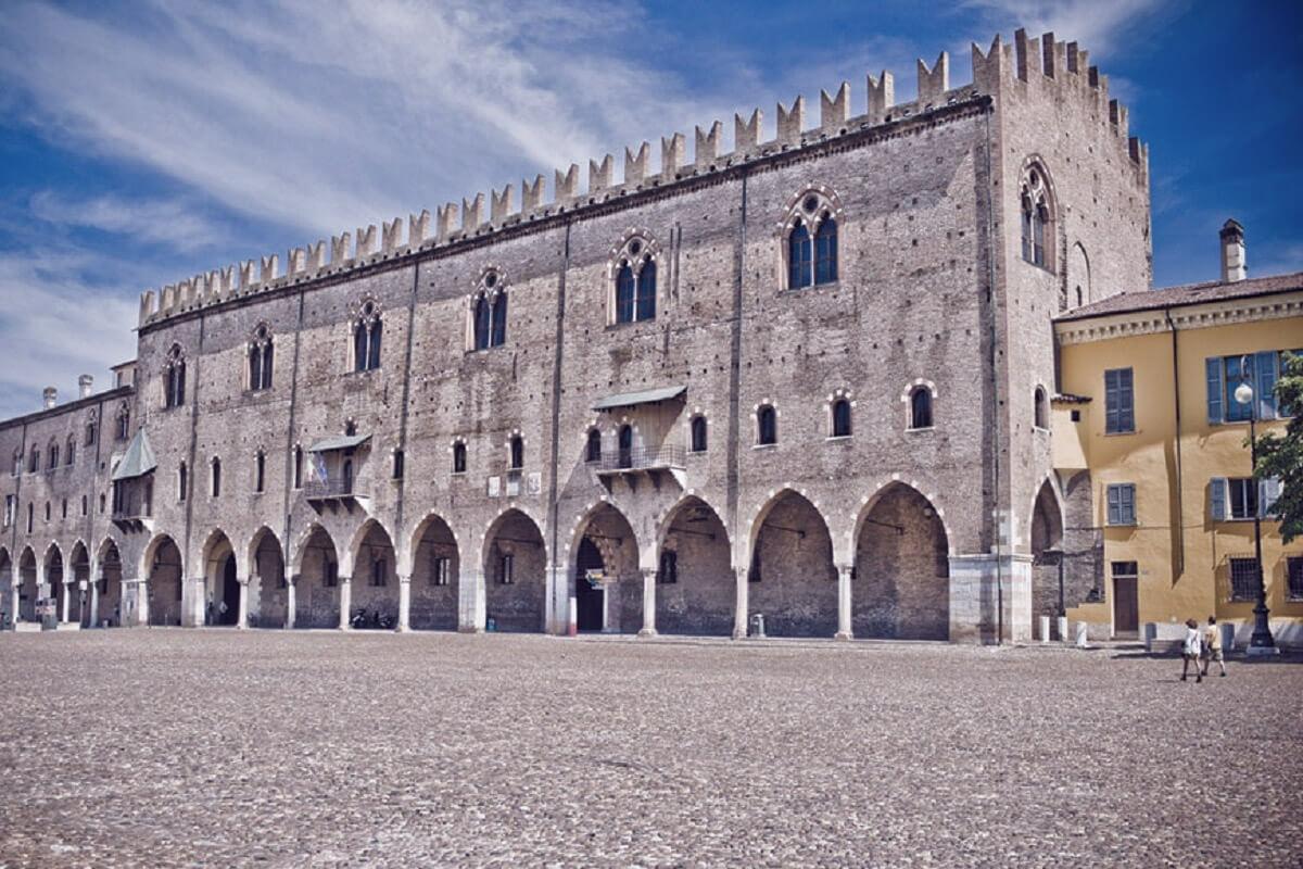 Ducal Palace, Mantua