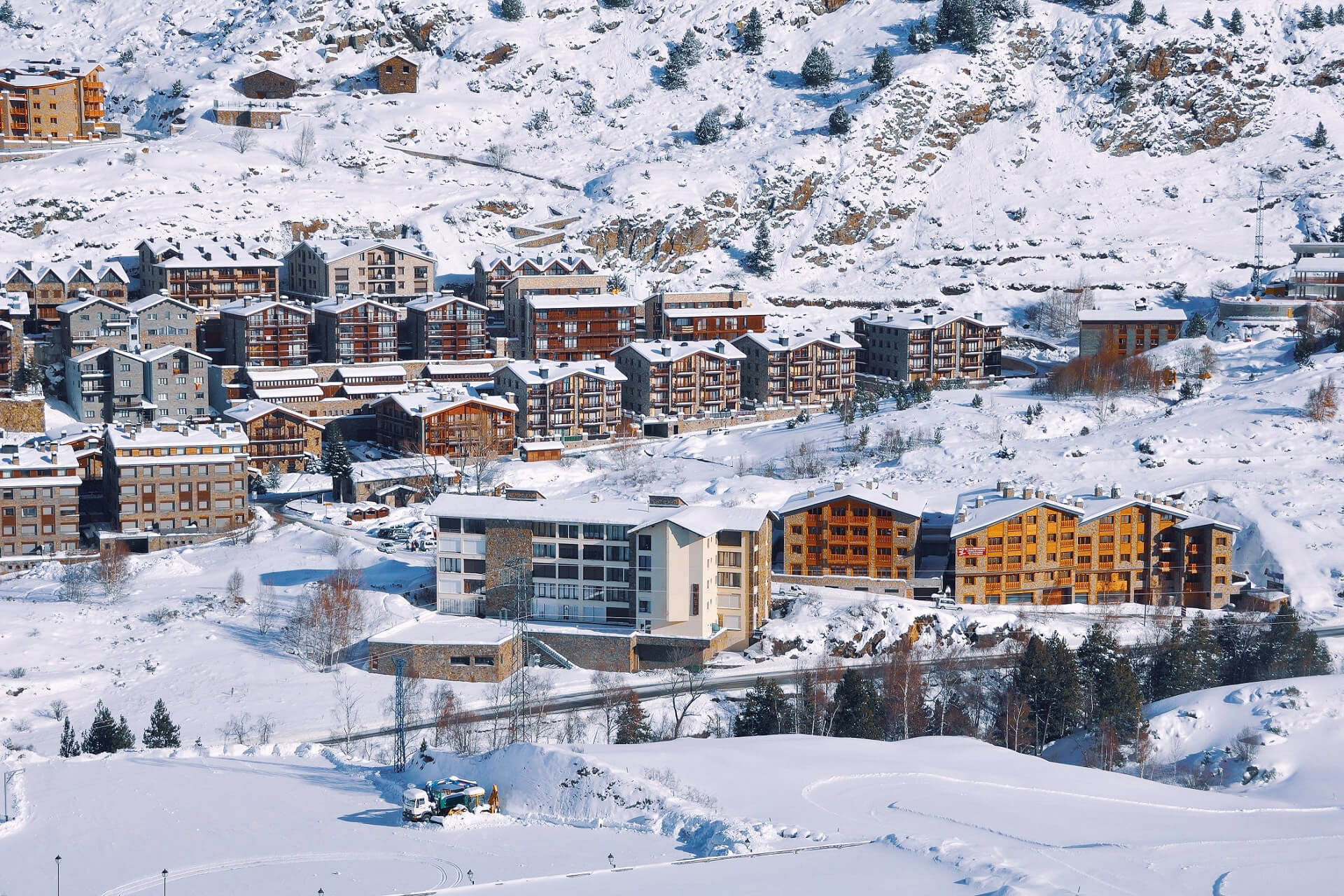 El Tarter, Andorra