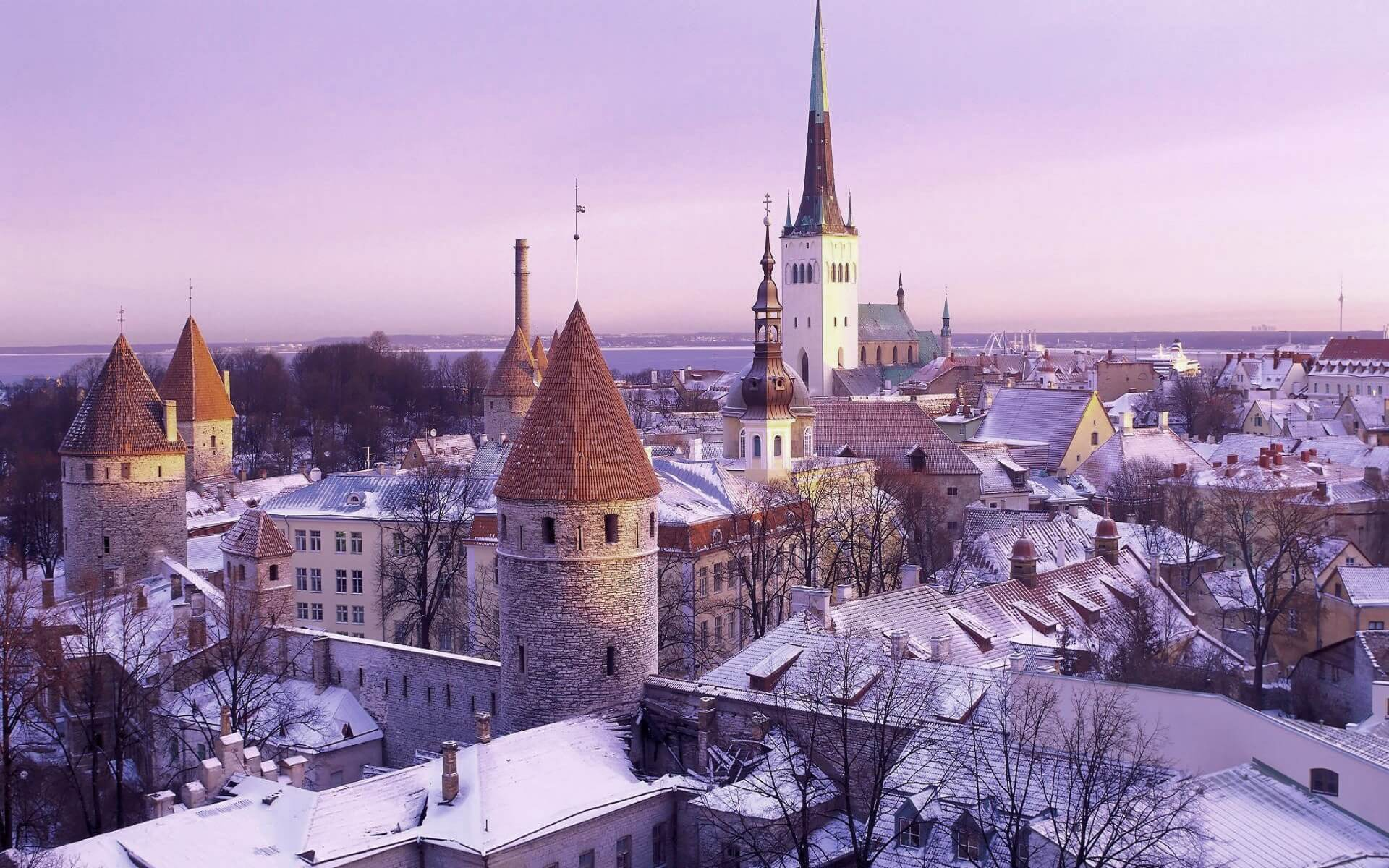 Estonia - 10 Most Desirable Destinations In Eastern Europe