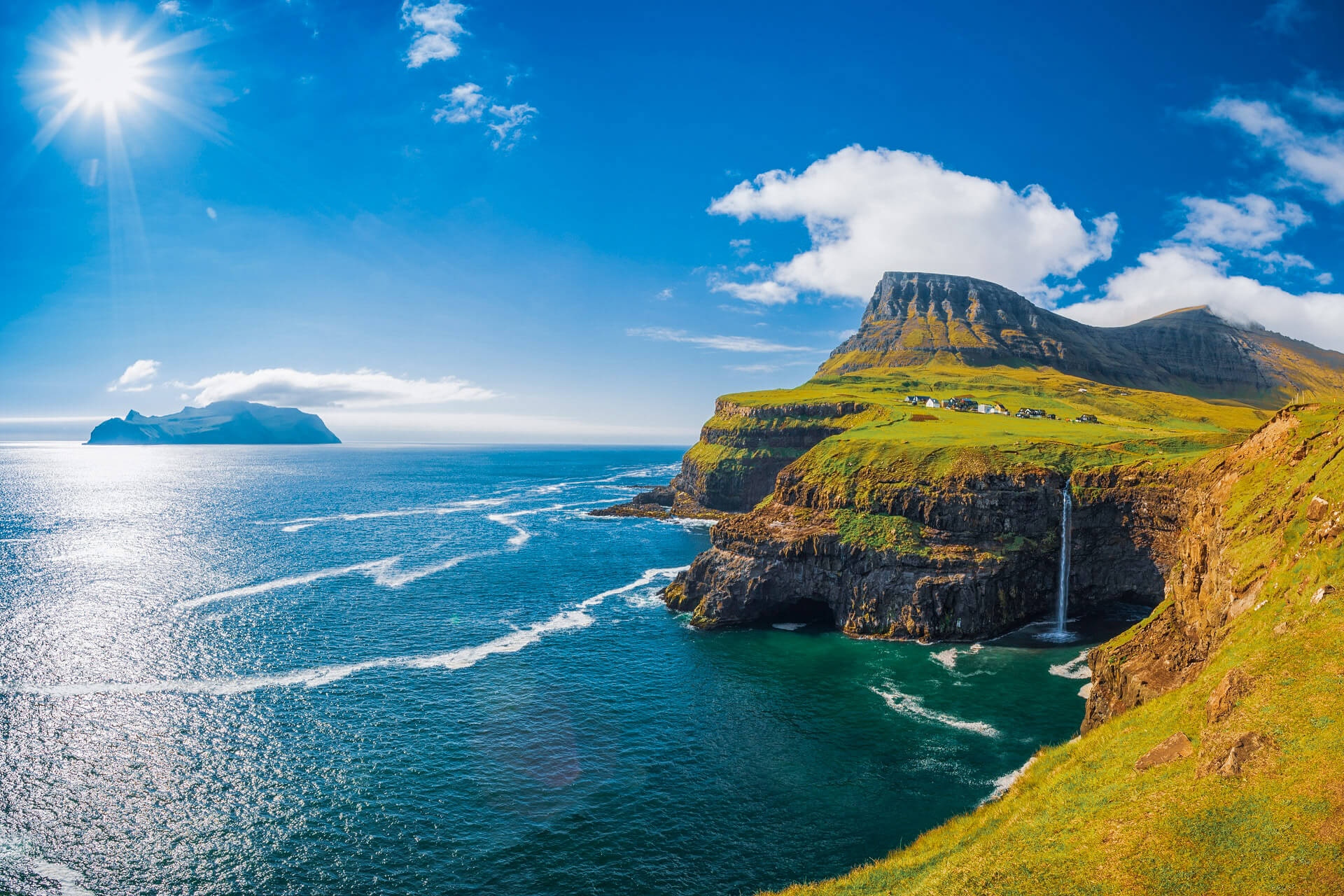 Faroe Islands, Denmark - Magic Places In Europe That Tourists Have Not Yet Discovered
