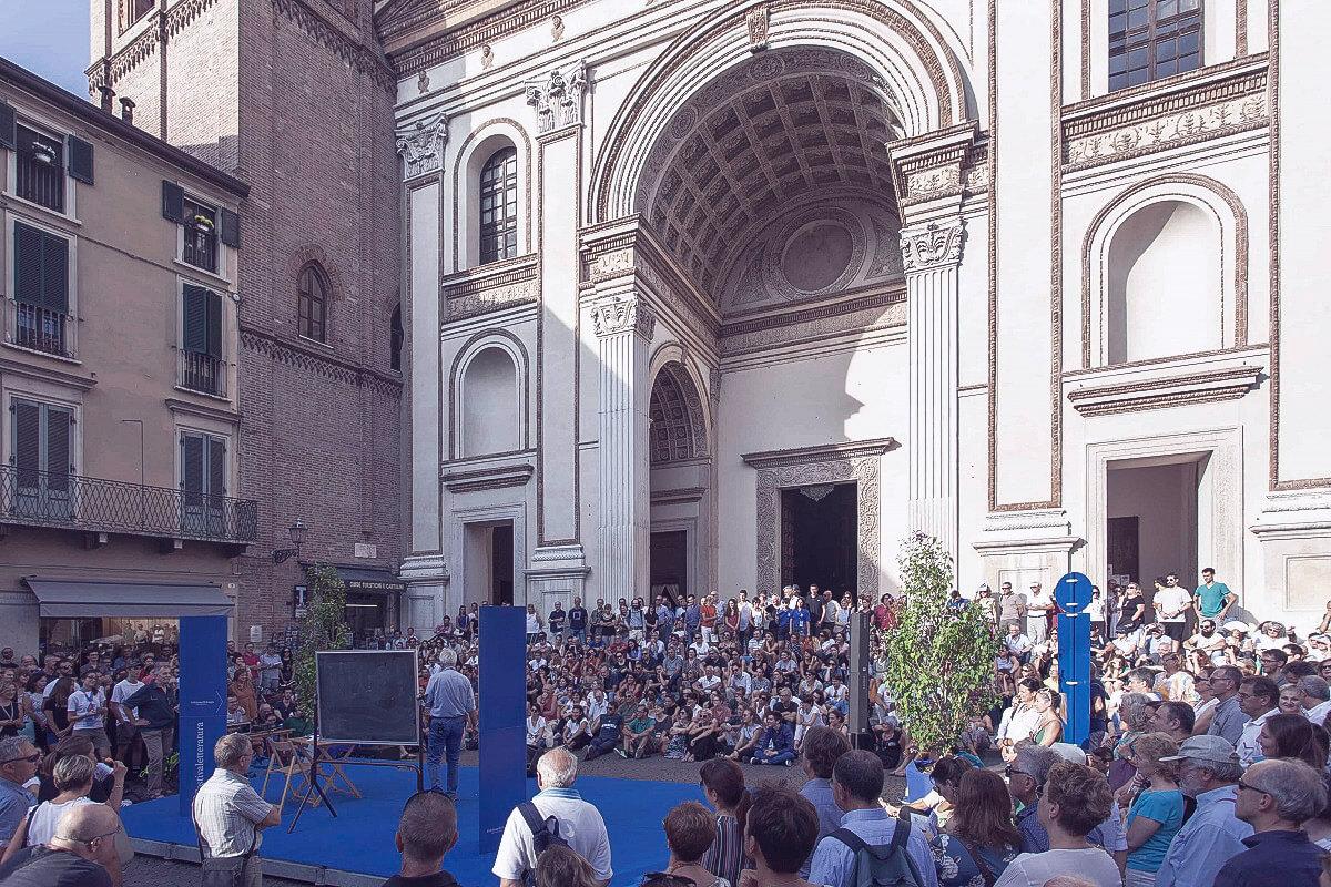 Festivaletteratura in Mantua