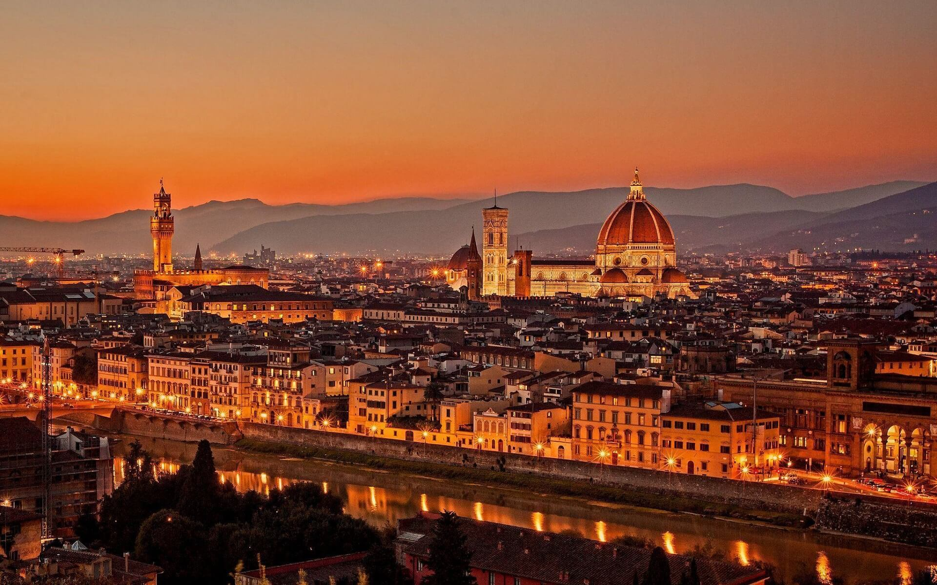 Florence - Cities Where Art Lives