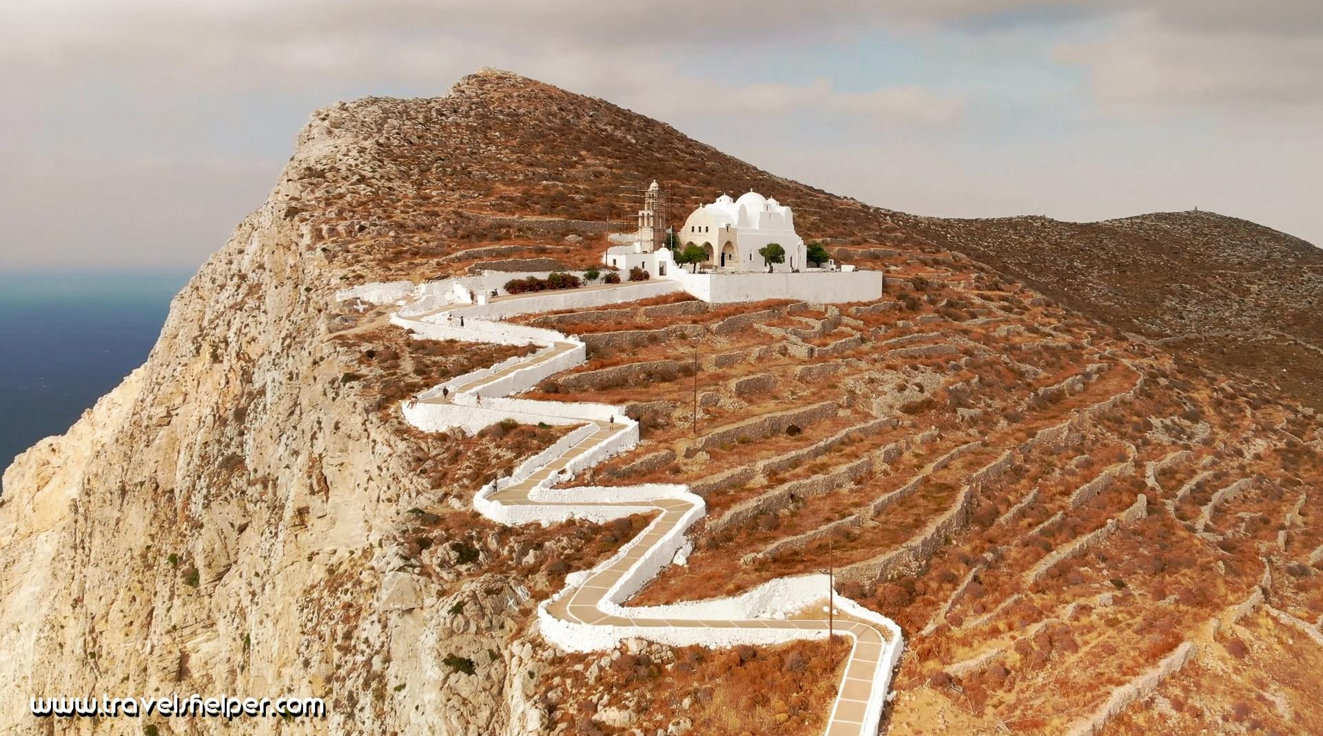 Folegrandos, Greece