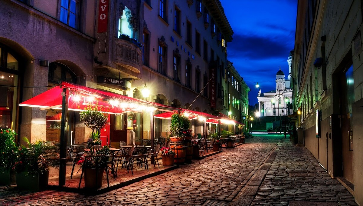 Food and drink - HELSINKI THE WHITE CITY OF THE NORTH