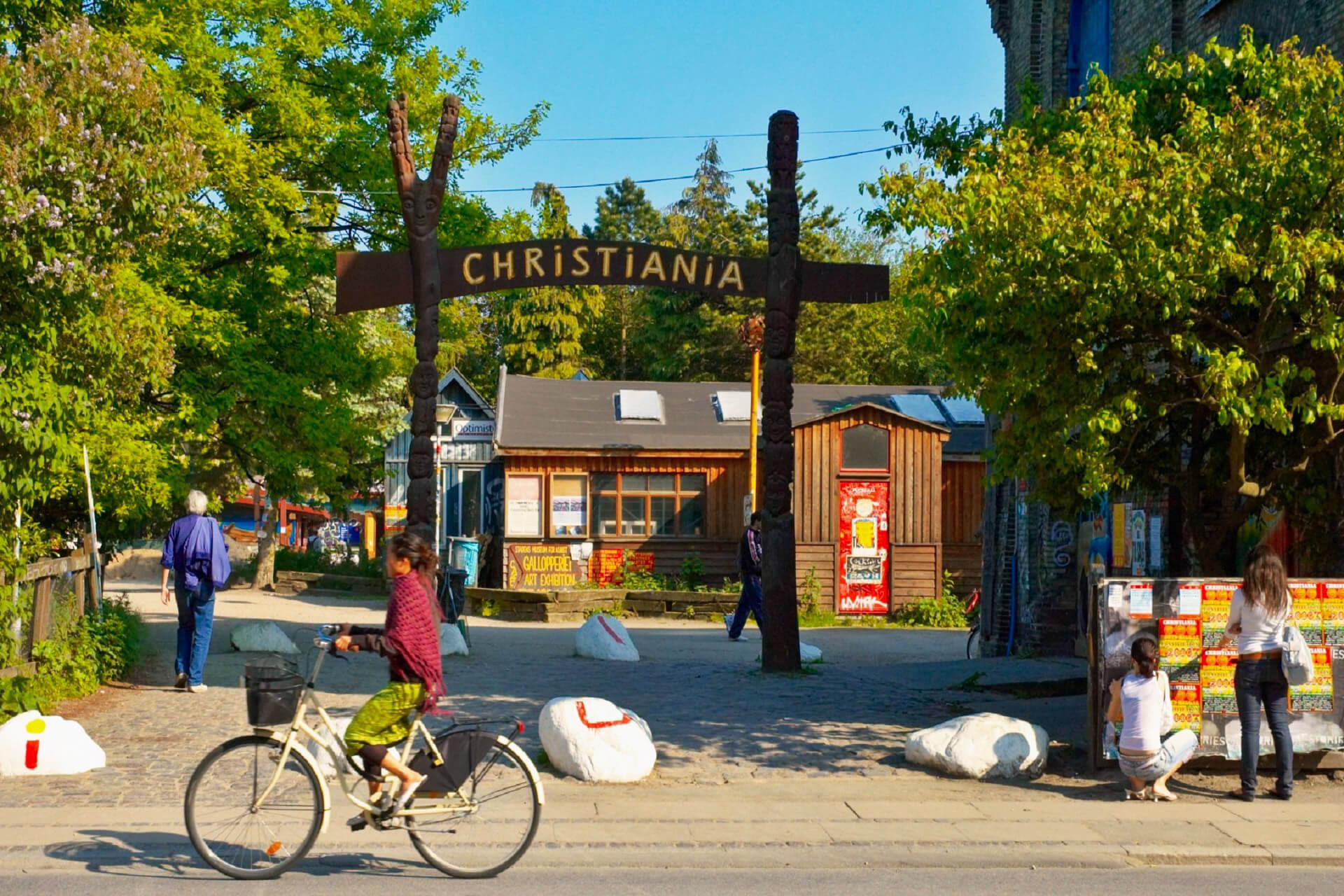 Freetown Christiania - Inexpensive Pleasure In Expensive Copenhagen