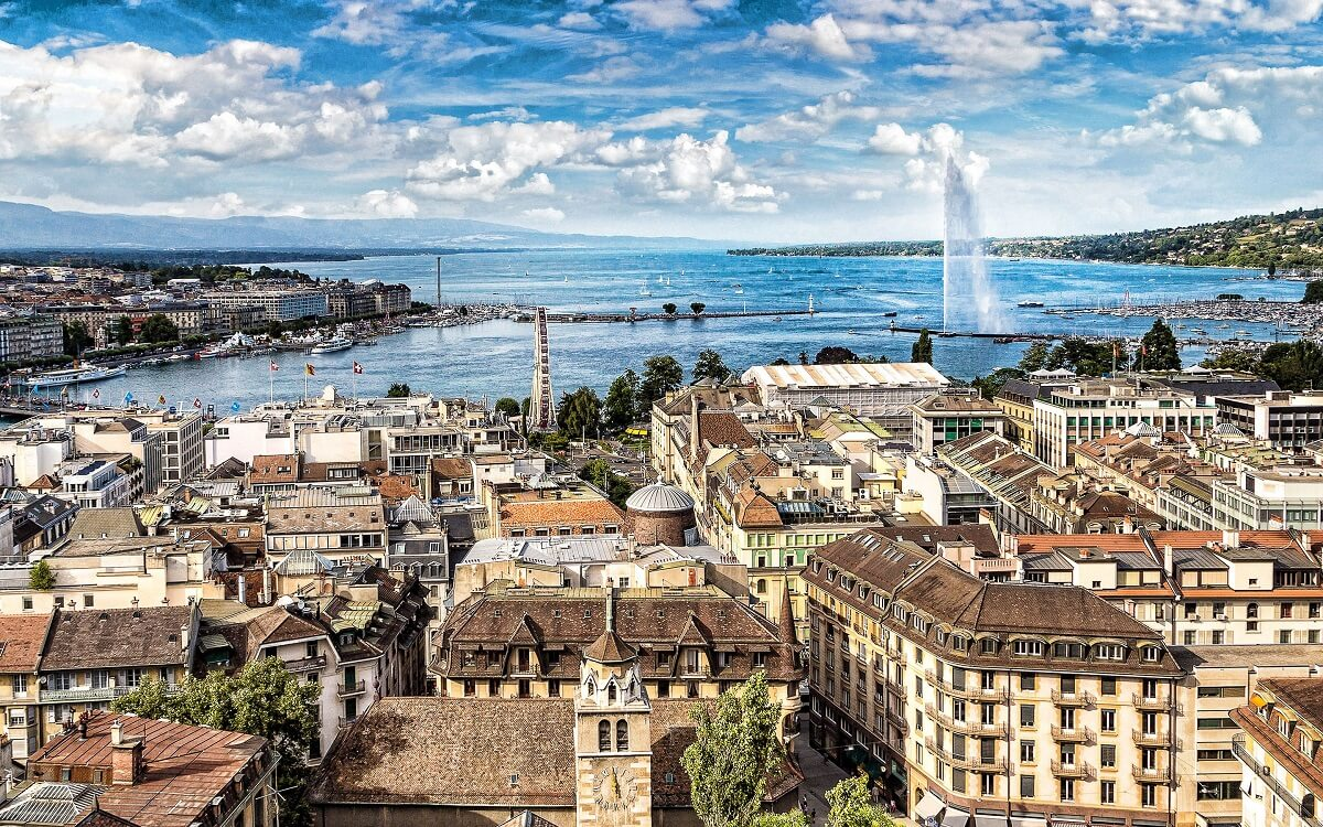 GENEVA – THE CITY WITH PEOPLE OF 187 DIFFERENT COUNTRIES