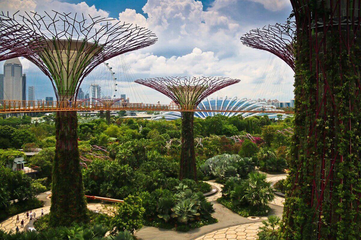 Garden-next-bay-Singapore
