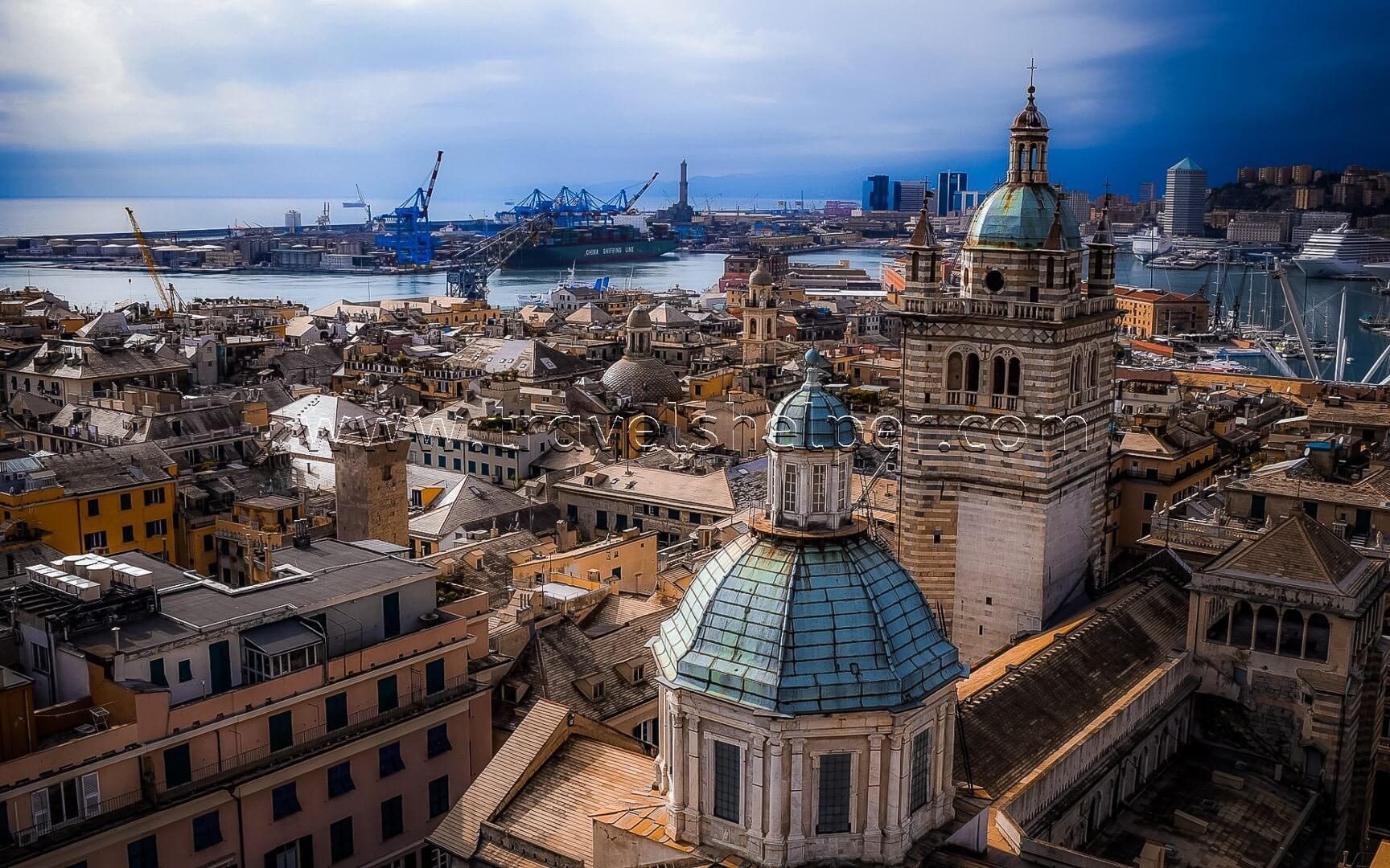Genoa, Italy - 10 WONDERFUL CITIES IN EUROPE THAT TOURISTS OVERLOOK