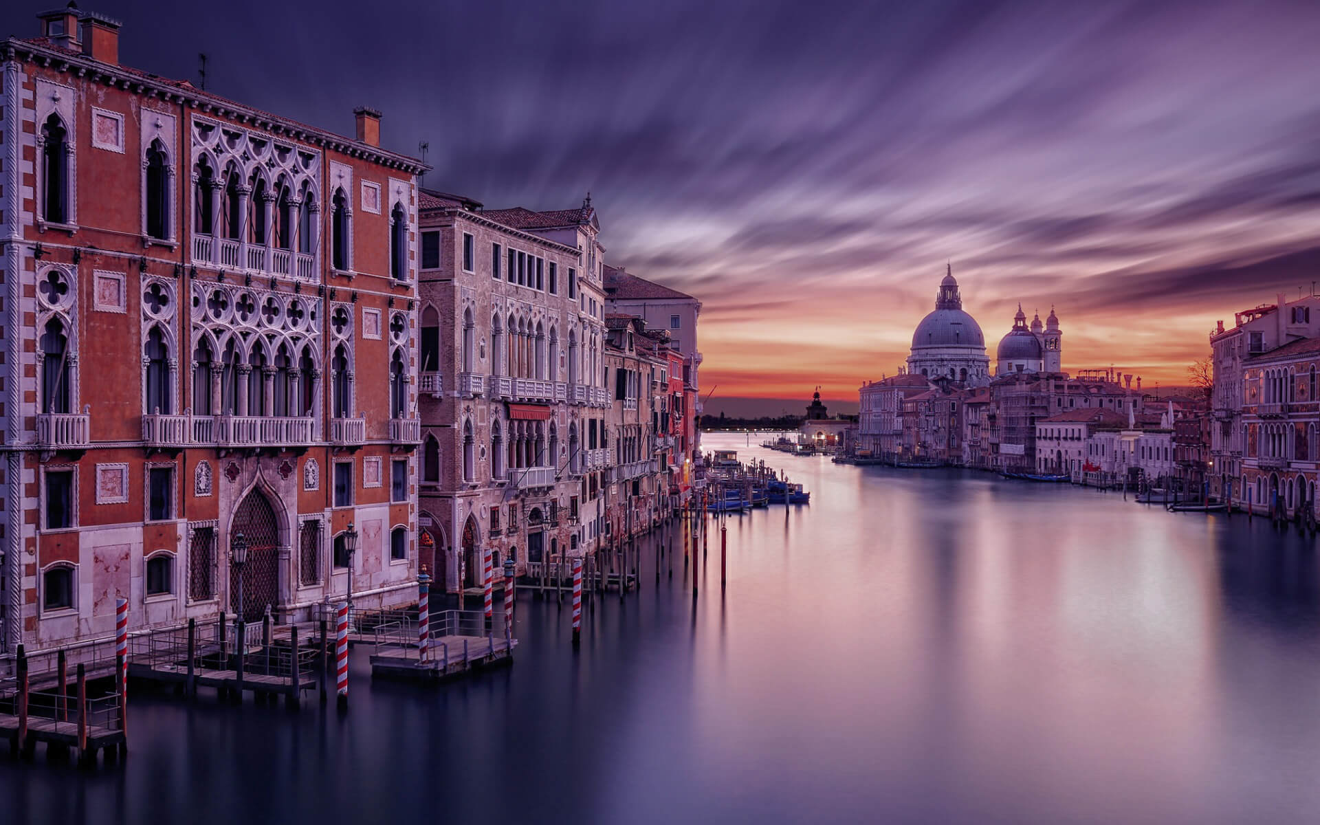 Grand Canal in Venice - How to spend the perfect weekend in Venice