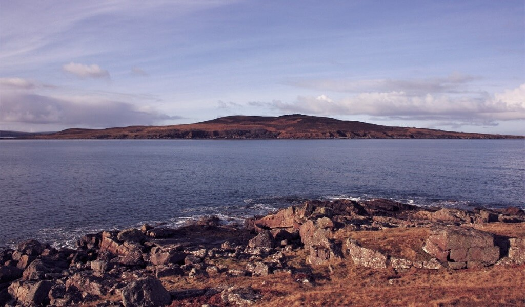 Gruinard Island - Those Places Are Forbidden For Tourists