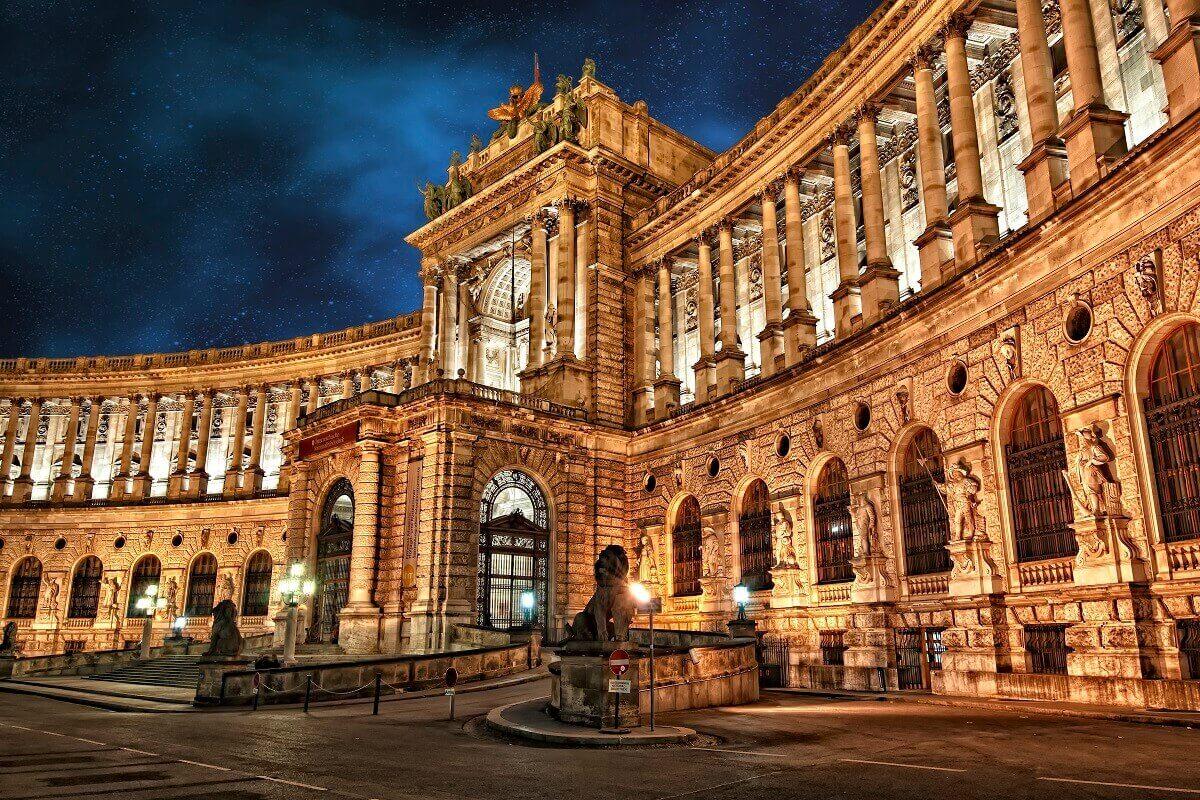 Hofburg-Castle-Vienna-Austria