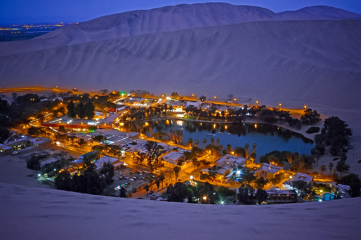 Huacachina - Enchanting Destinations That Tourists Constantly Overlook