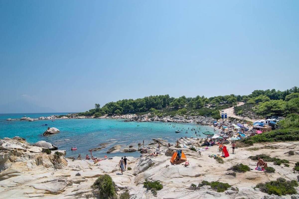 Kavourotripes-beach-Chalkidiki