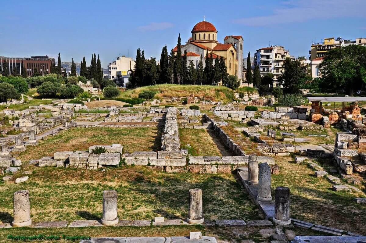 Keremeikos-Greece