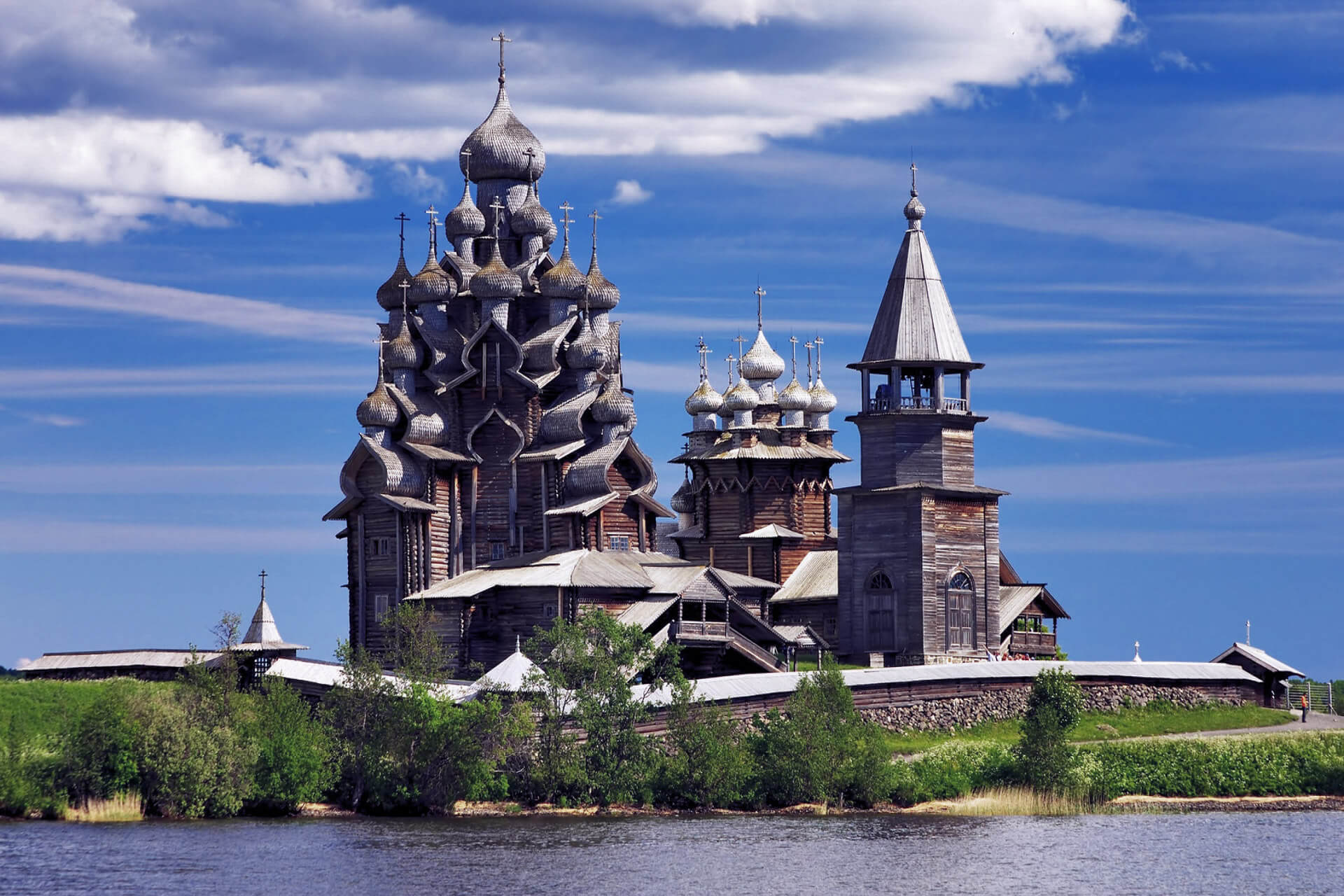 Kizhi, Russia - Magic Places In Europe That Tourists Have Not Yet Discovered