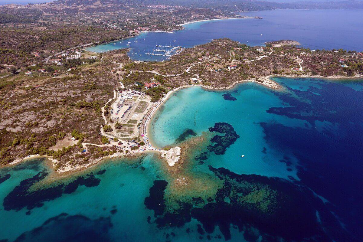 Lagonissi-beach-Chalkidiki