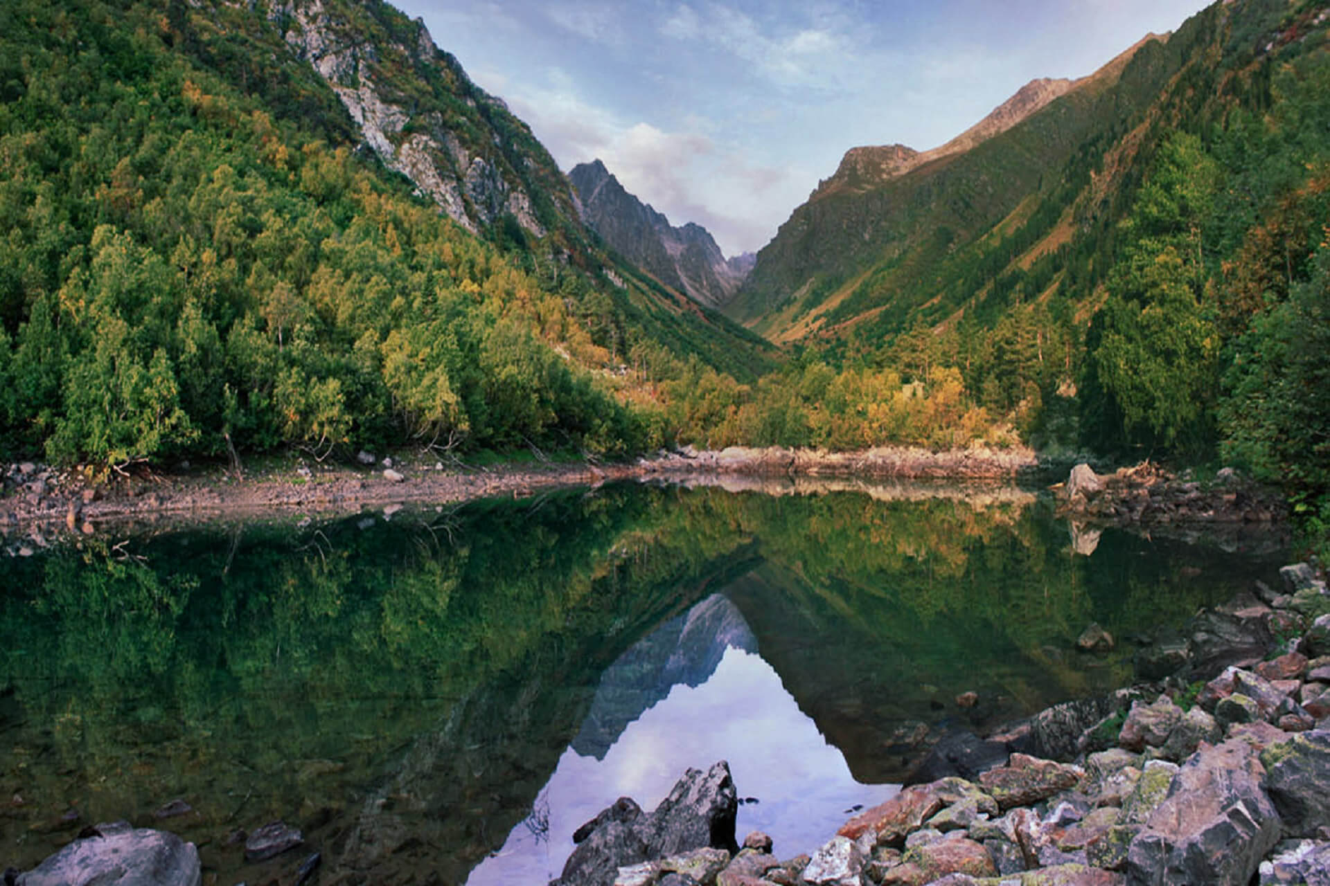 Lake Karachay The lake of death - just 1 hour here will kill you