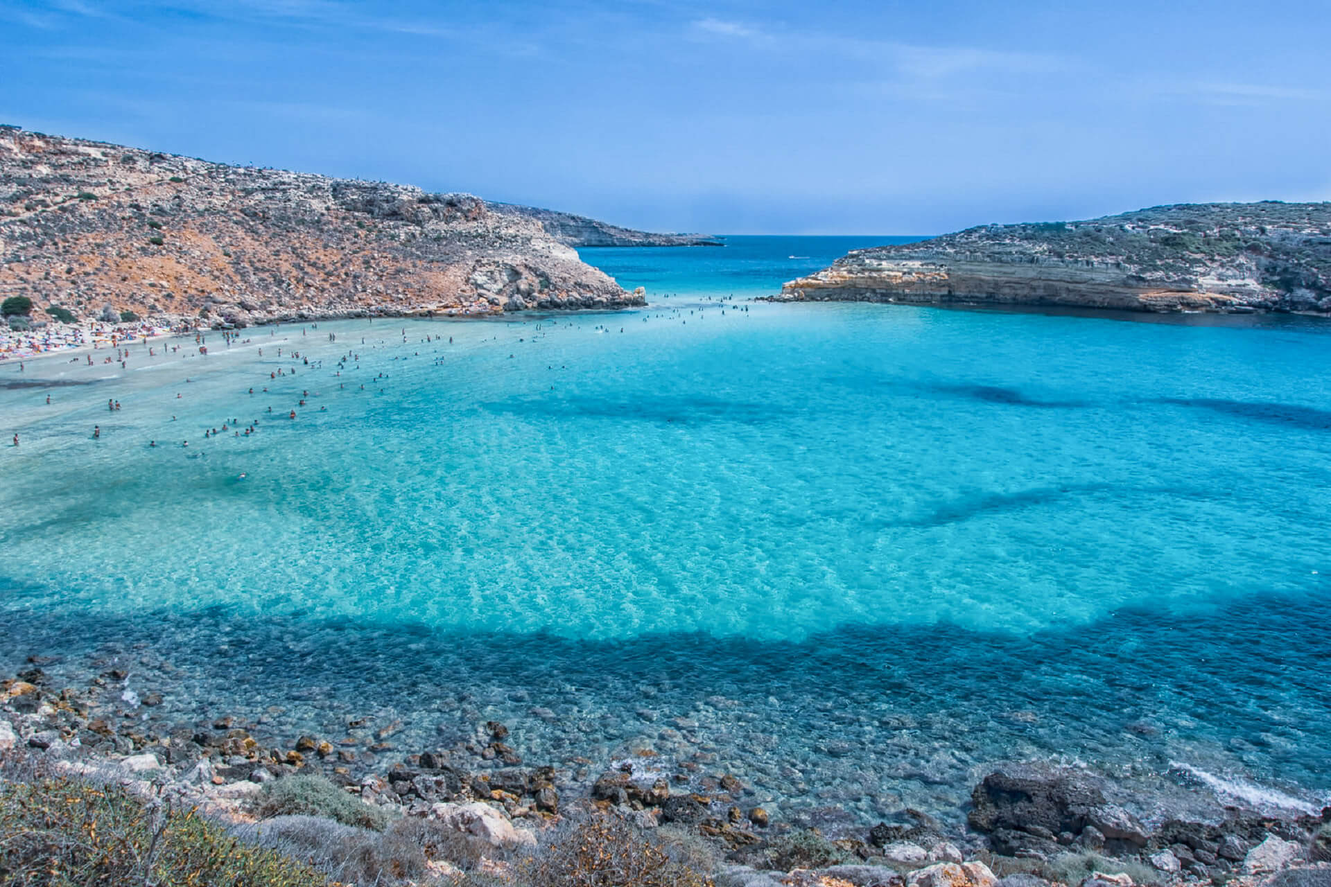 Lampedusa, Italy - Magic Places In Europe That Tourists Have Not Yet Discovered