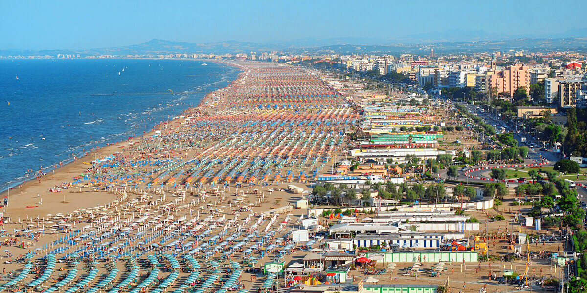 Lido di Jesolo – the city of hotels