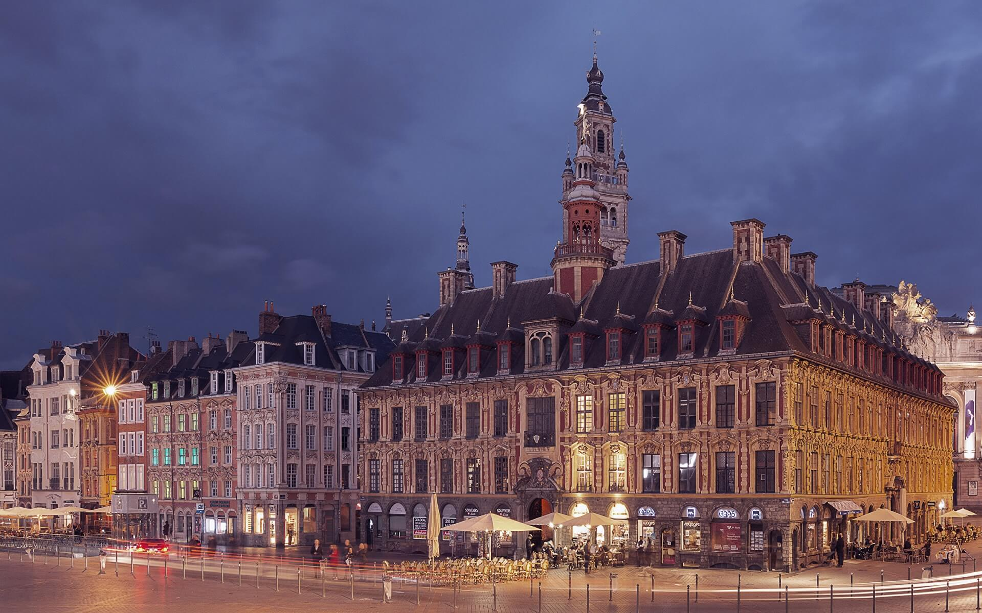 Lille, instead of Paris - Less Expensive Destinations In Europe