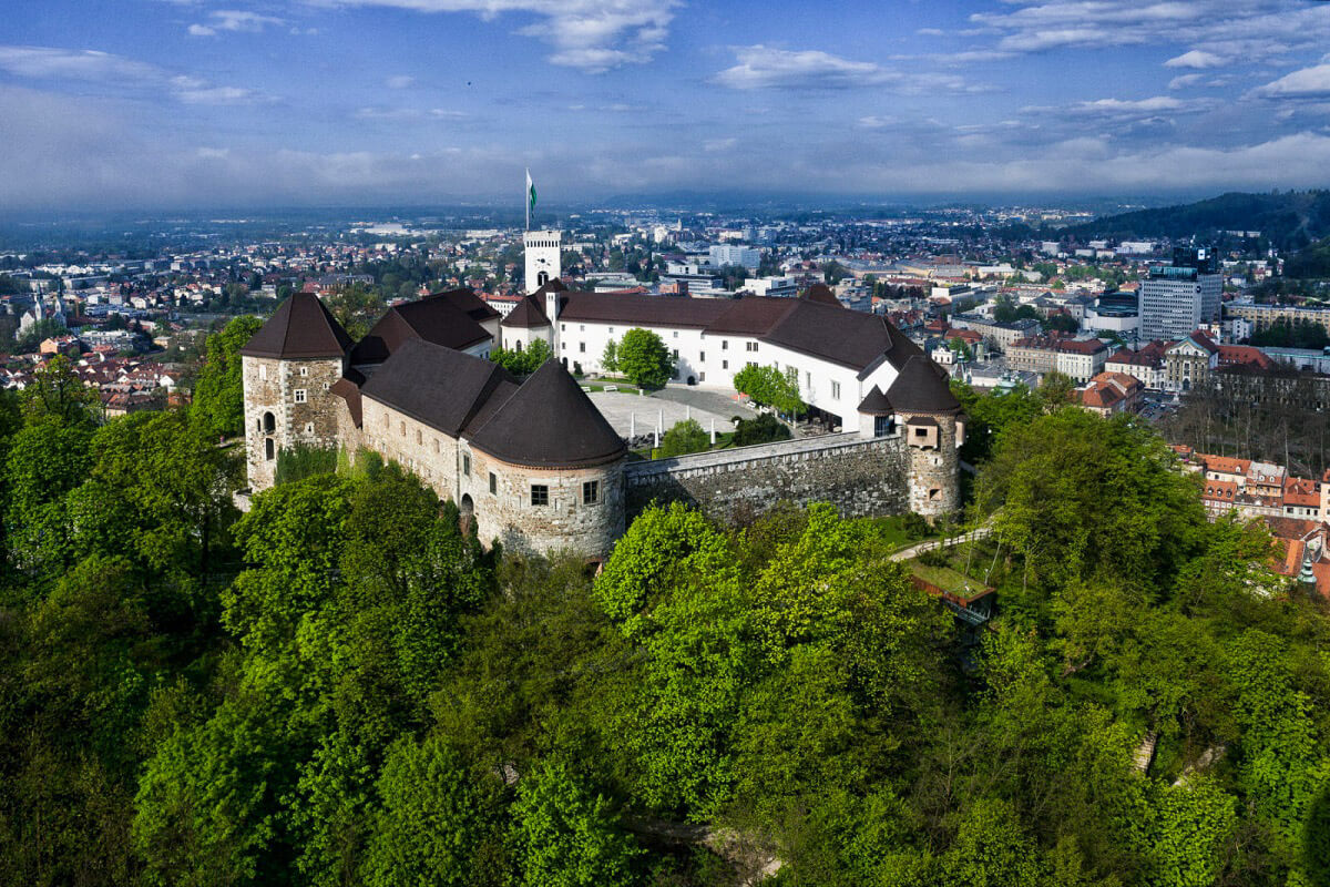 Ljubljana castle - How To Enjoy For Free in Ljubljana