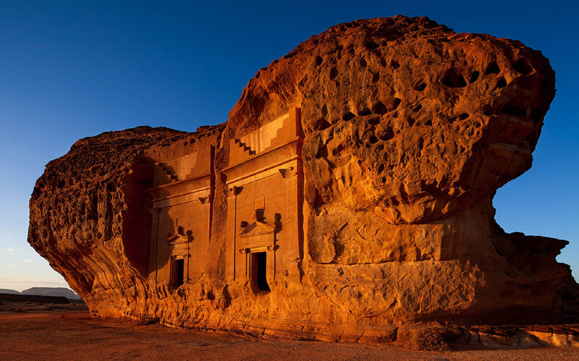 Lonely Castle, Saudi Arabia