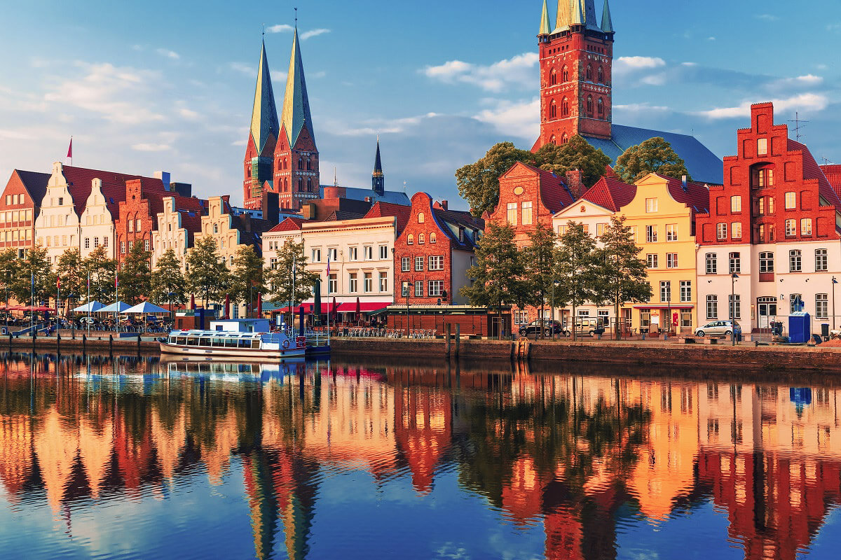 Lubeck, Schleswig-Holstein - German Fairytale Cities