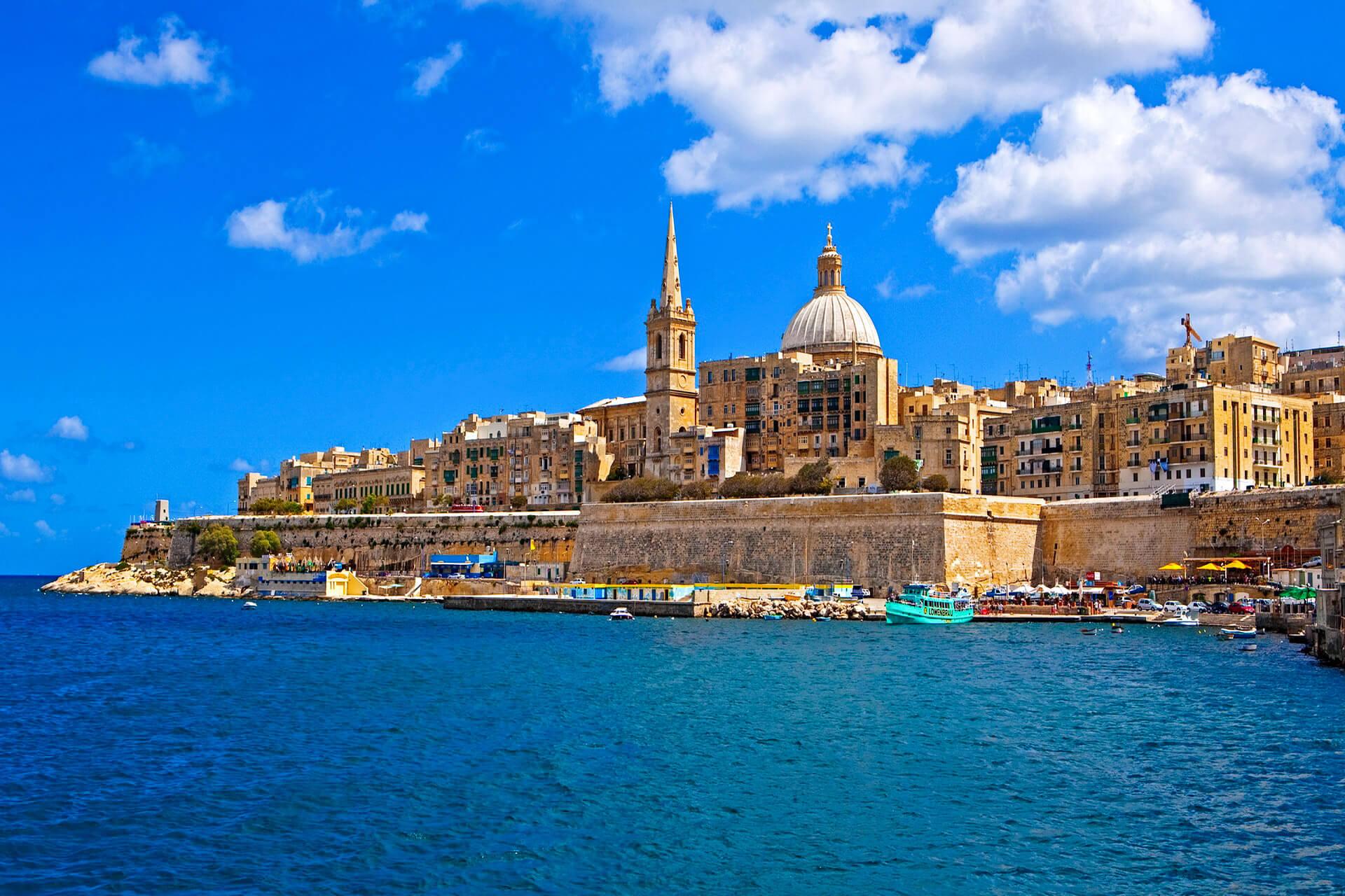 MALTA – ISLAND OF KNIGHTS, ARCHITECTURE AND CULTURE